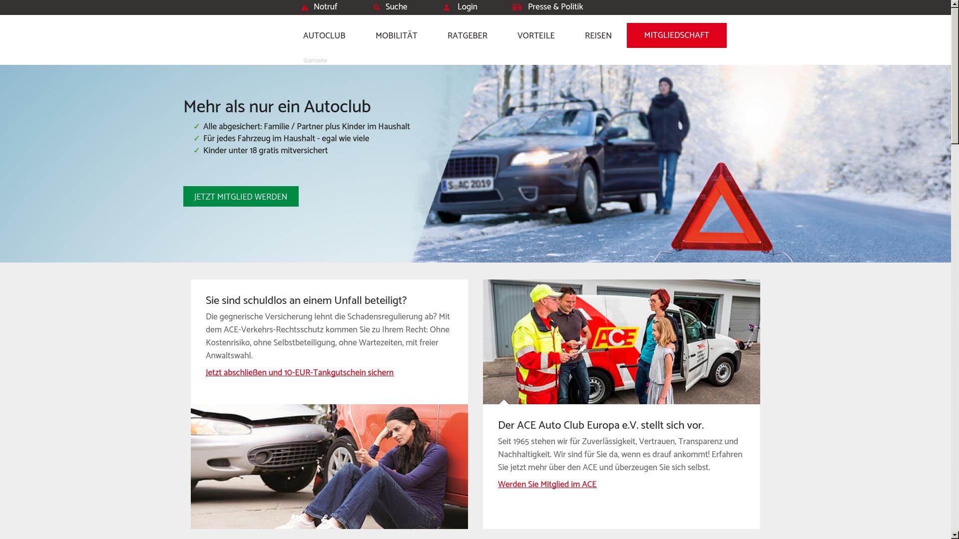 Gutschein für Ace-online: Rabatte für  Ace-online sichern