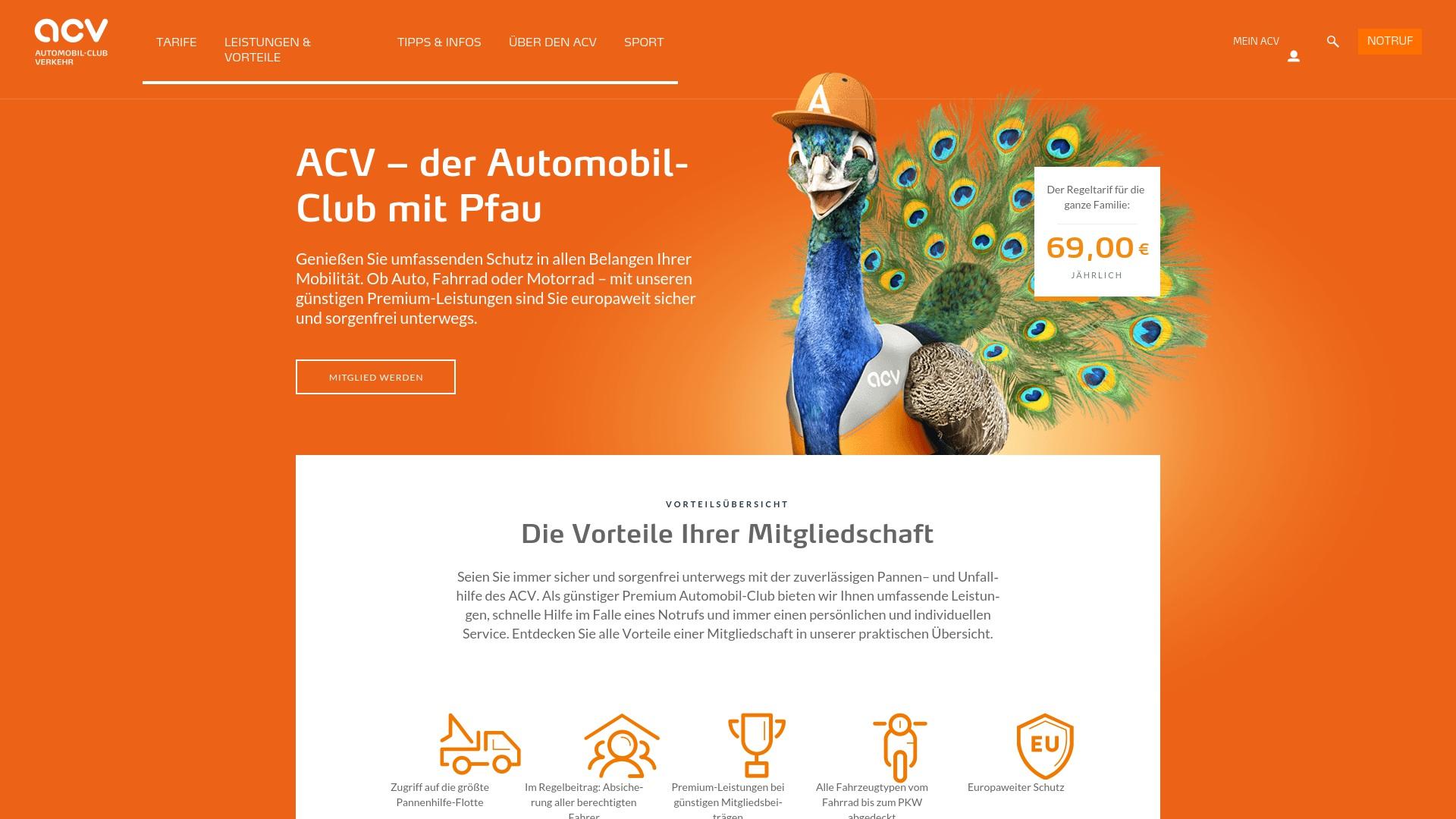Gutschein für Acv: Rabatte für  Acv sichern