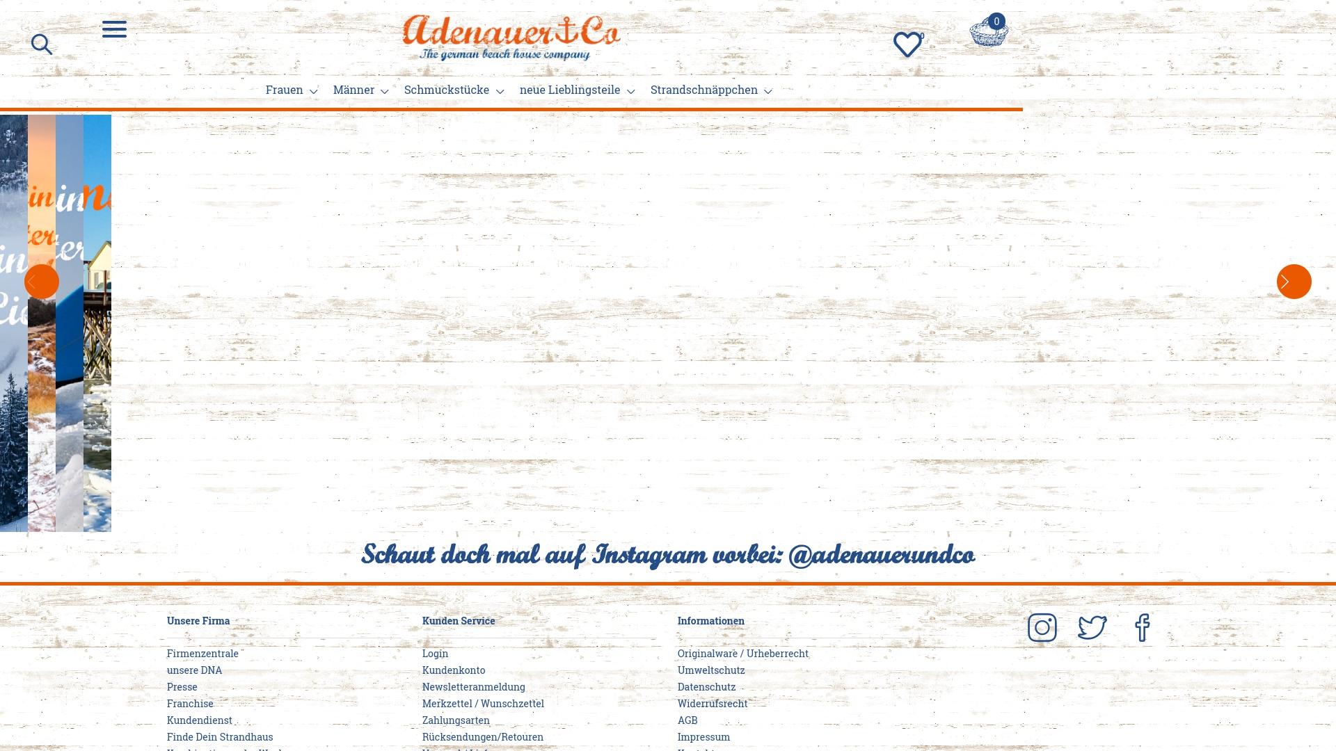 Gutschein für Adenauer: Rabatte für  Adenauer sichern