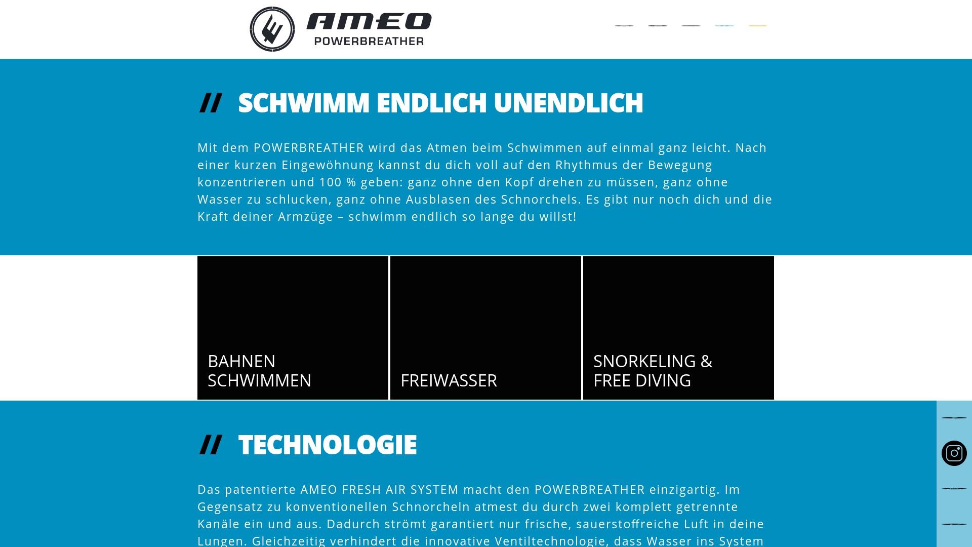 Gutschein für Ameo: Rabatte für  Ameo sichern