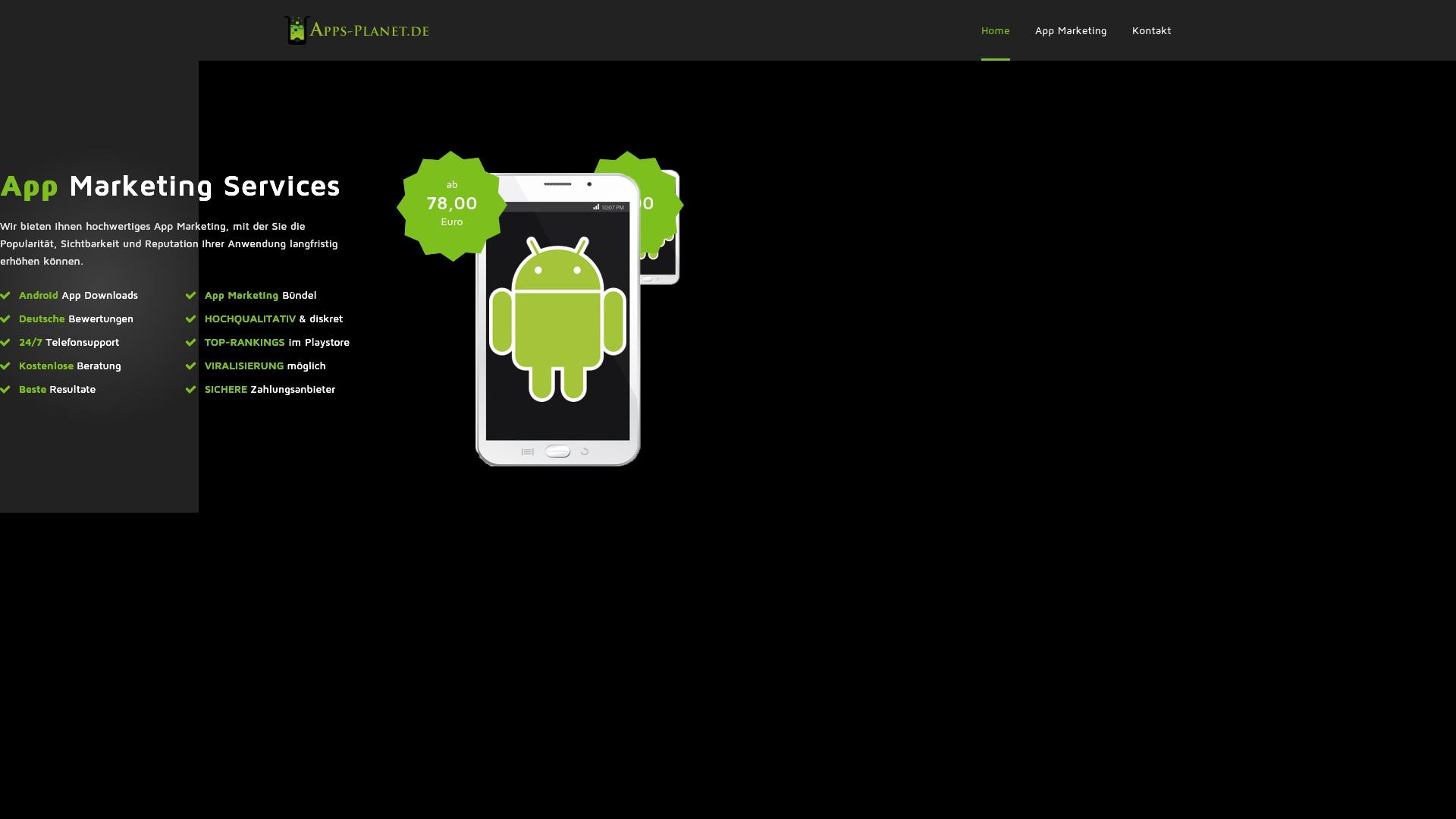 Gutschein für Apps-planet: Rabatte für  Apps-planet sichern
