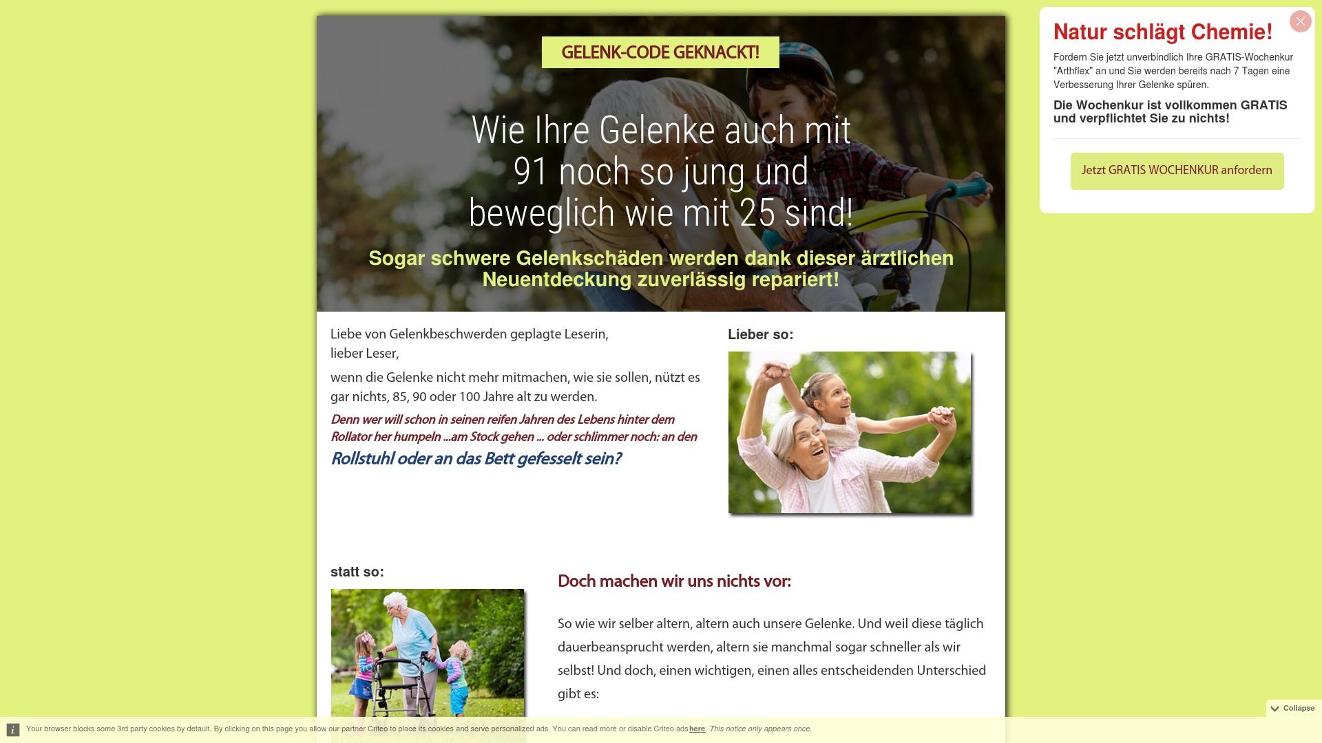Gutschein für Arthflex: Rabatte für  Arthflex sichern
