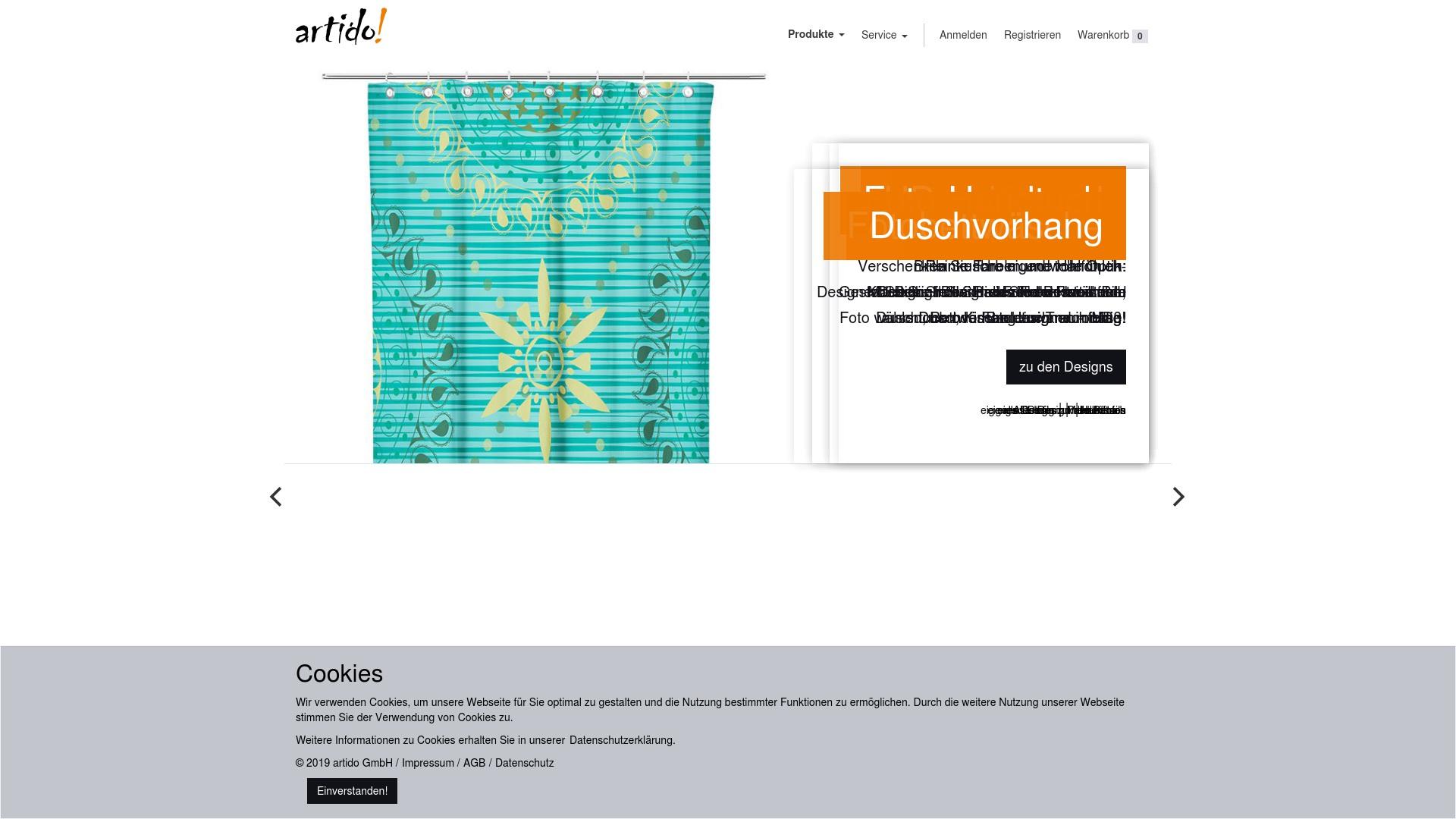 Gutschein für Artido: Rabatte für  Artido sichern