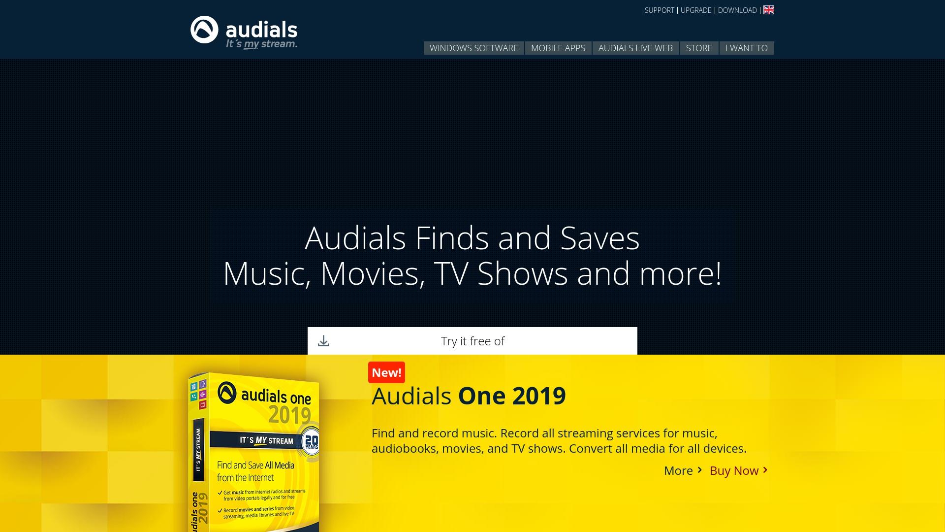 Gutschein für Audials: Rabatte für  Audials sichern