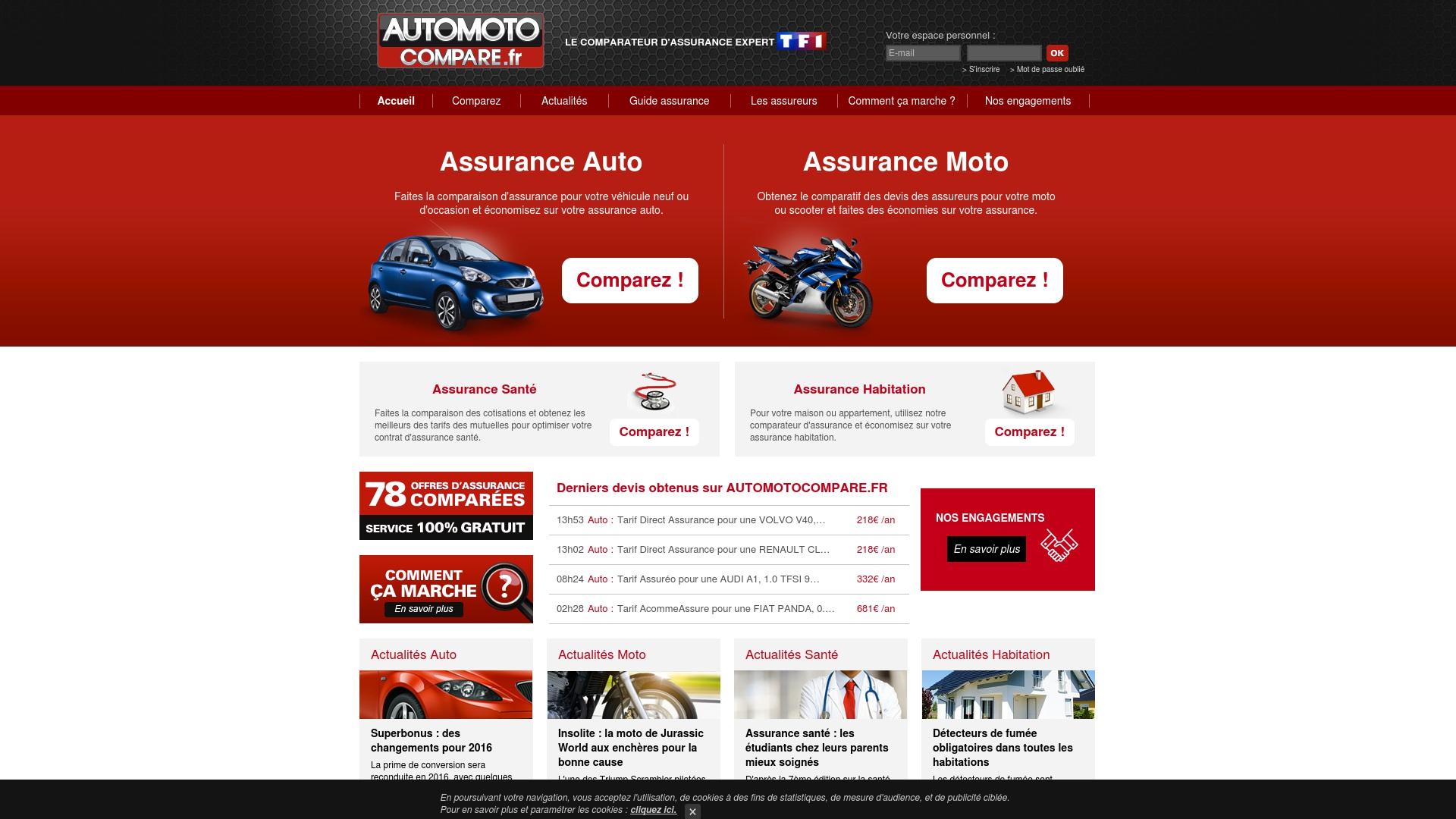 Gutschein für Automotocompare: Rabatte für  Automotocompare sichern