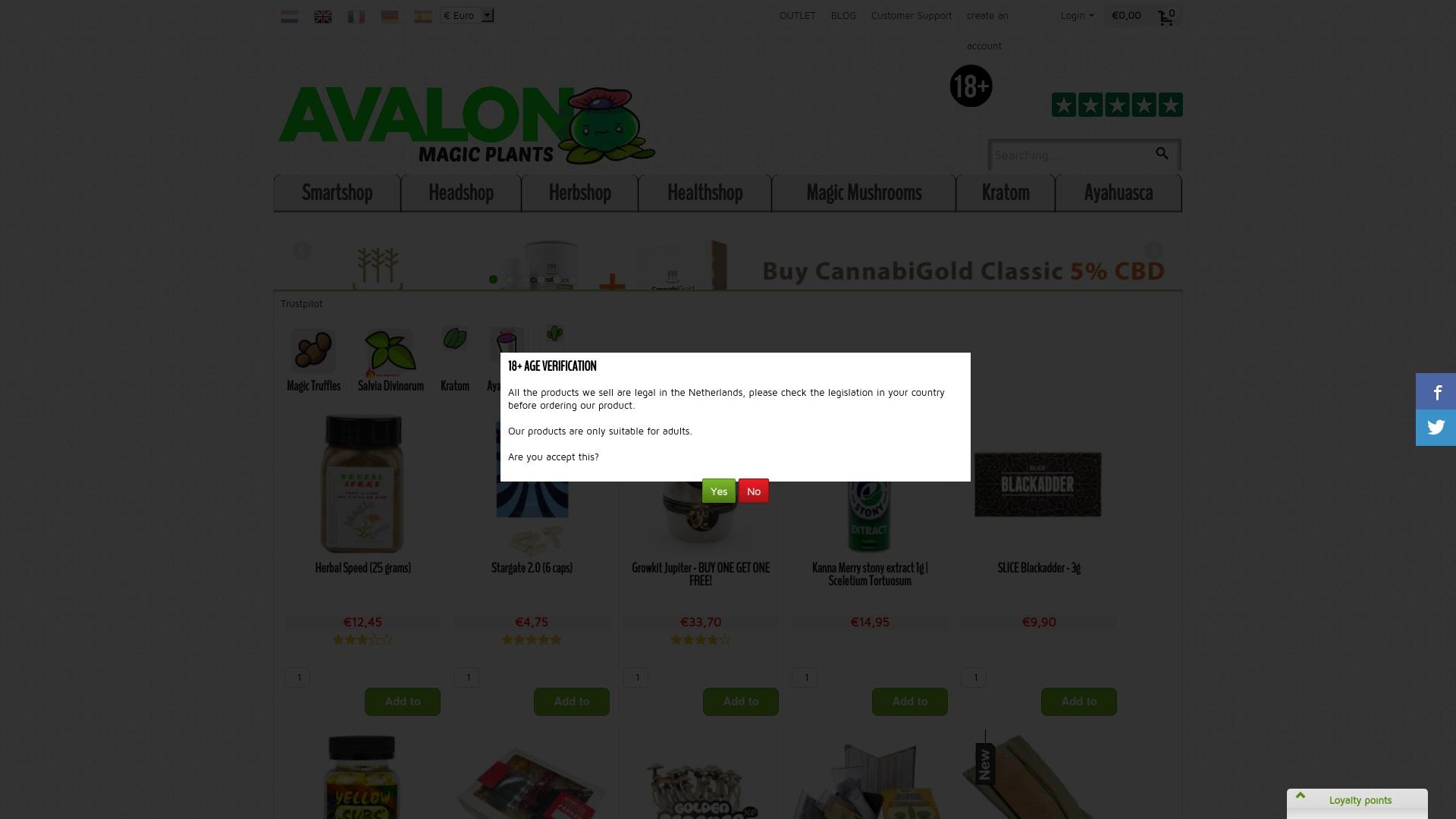 Gutschein für Avalonmagicplants: Rabatte für  Avalonmagicplants sichern