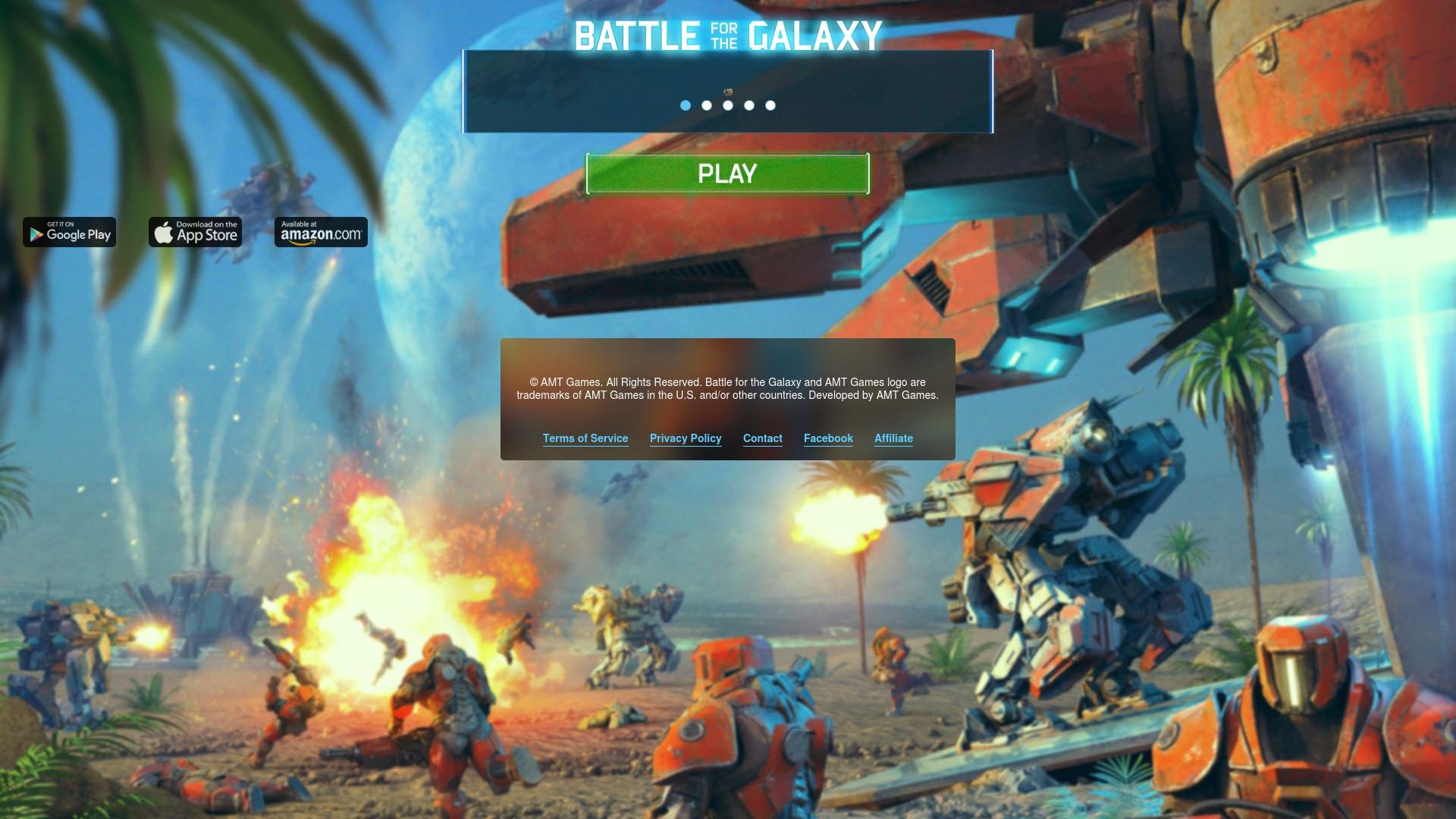 Gutschein für Battleforthegalaxy: Rabatte für  Battleforthegalaxy sichern