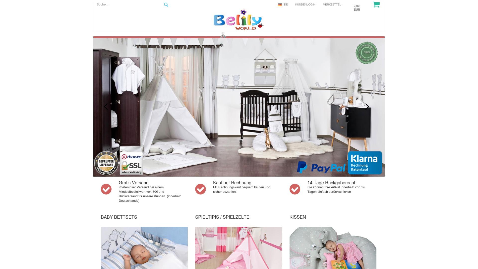 Gutschein für Belily-world: Rabatte für  Belily-world sichern