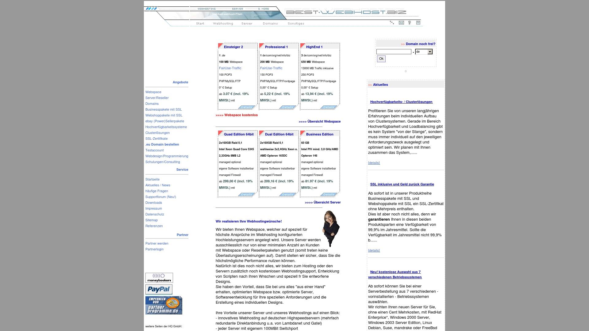 Gutschein für Best-webhosting: Rabatte für  Best-webhosting sichern