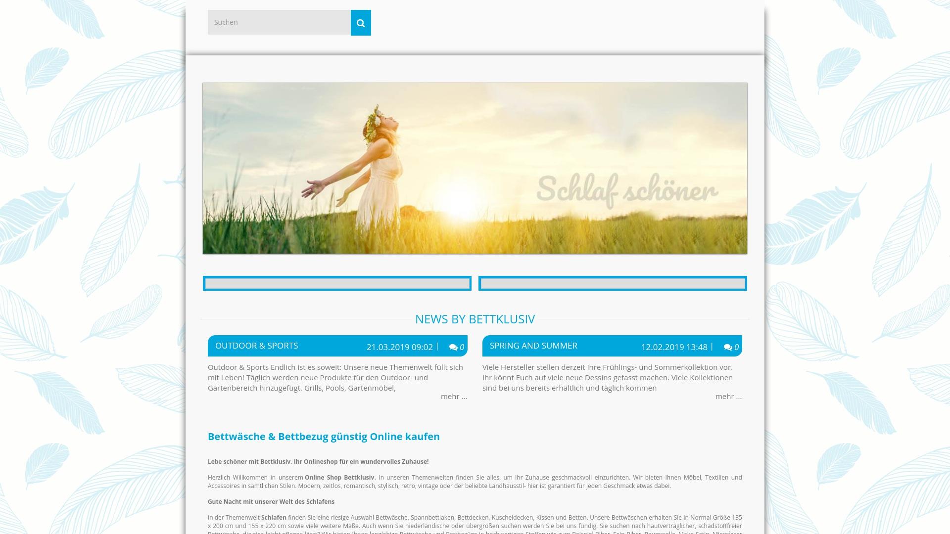 Gutschein für Bettklusiv-bettwaesche: Rabatte für  Bettklusiv-bettwaesche sichern