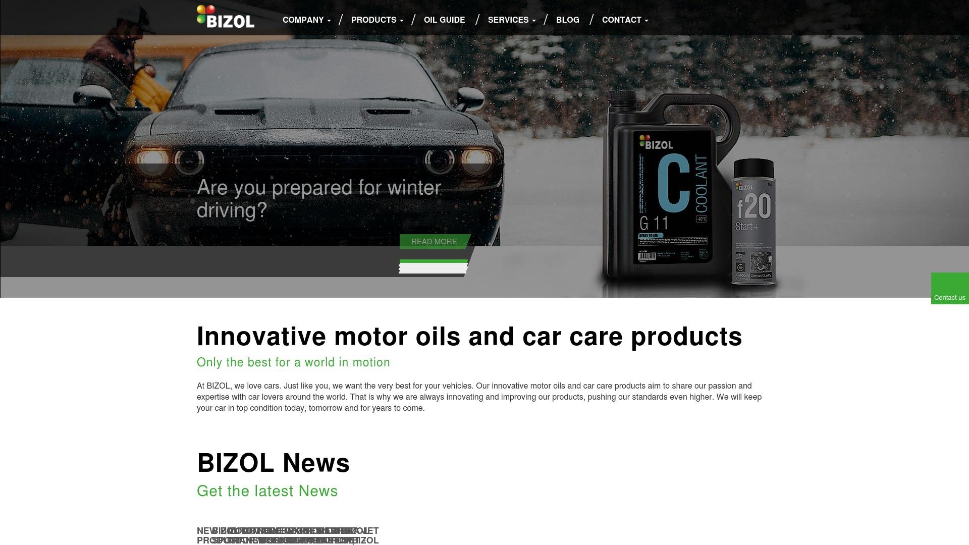 Gutschein für Bizol: Rabatte für  Bizol sichern