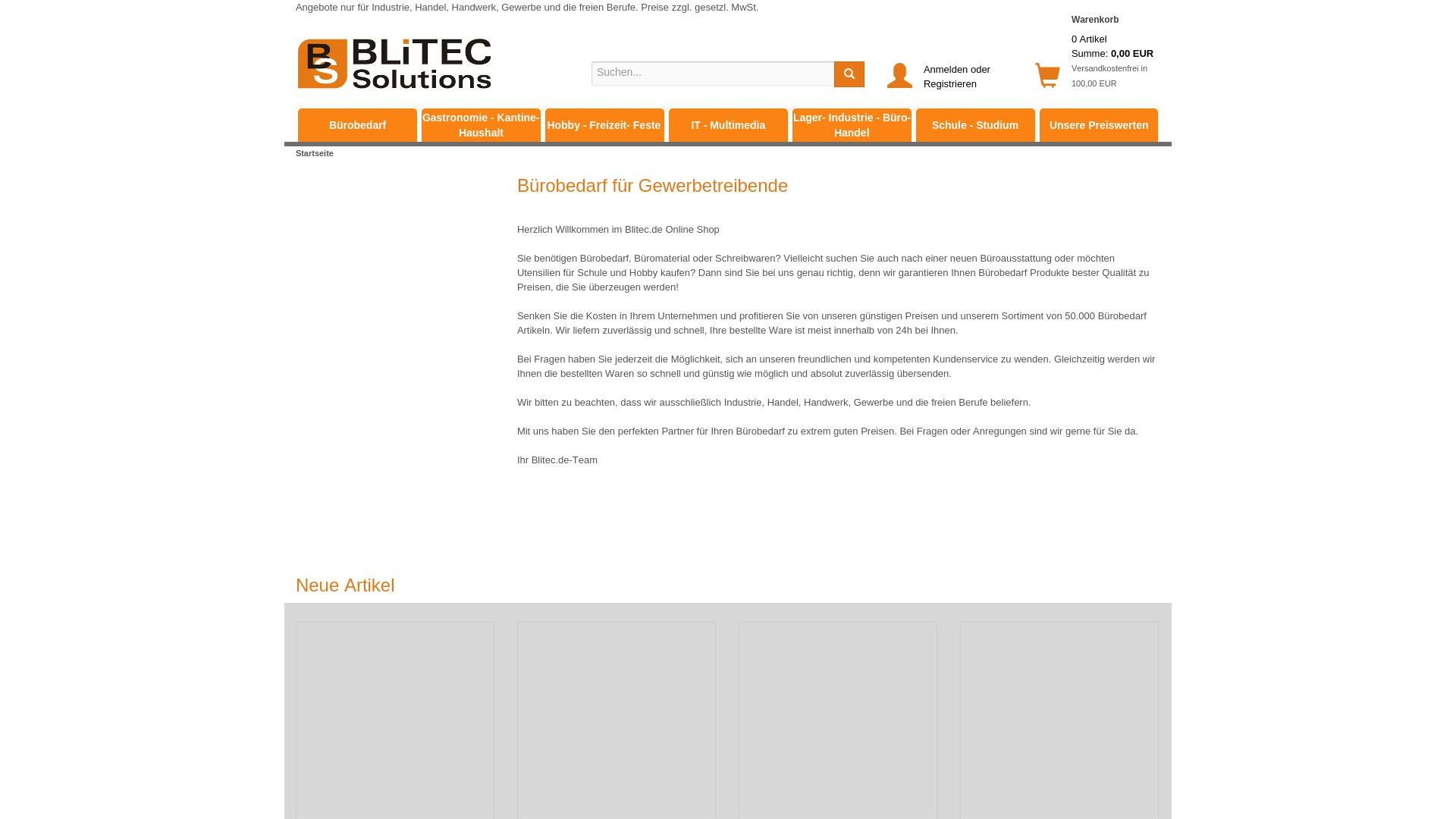 Gutschein für Blitec: Rabatte für  Blitec sichern