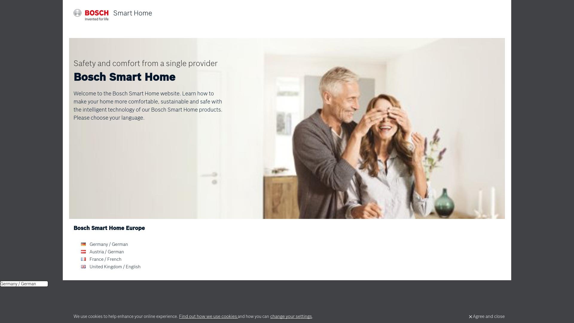 Gutschein für Bosch-smarthome: Rabatte für  Bosch-smarthome sichern
