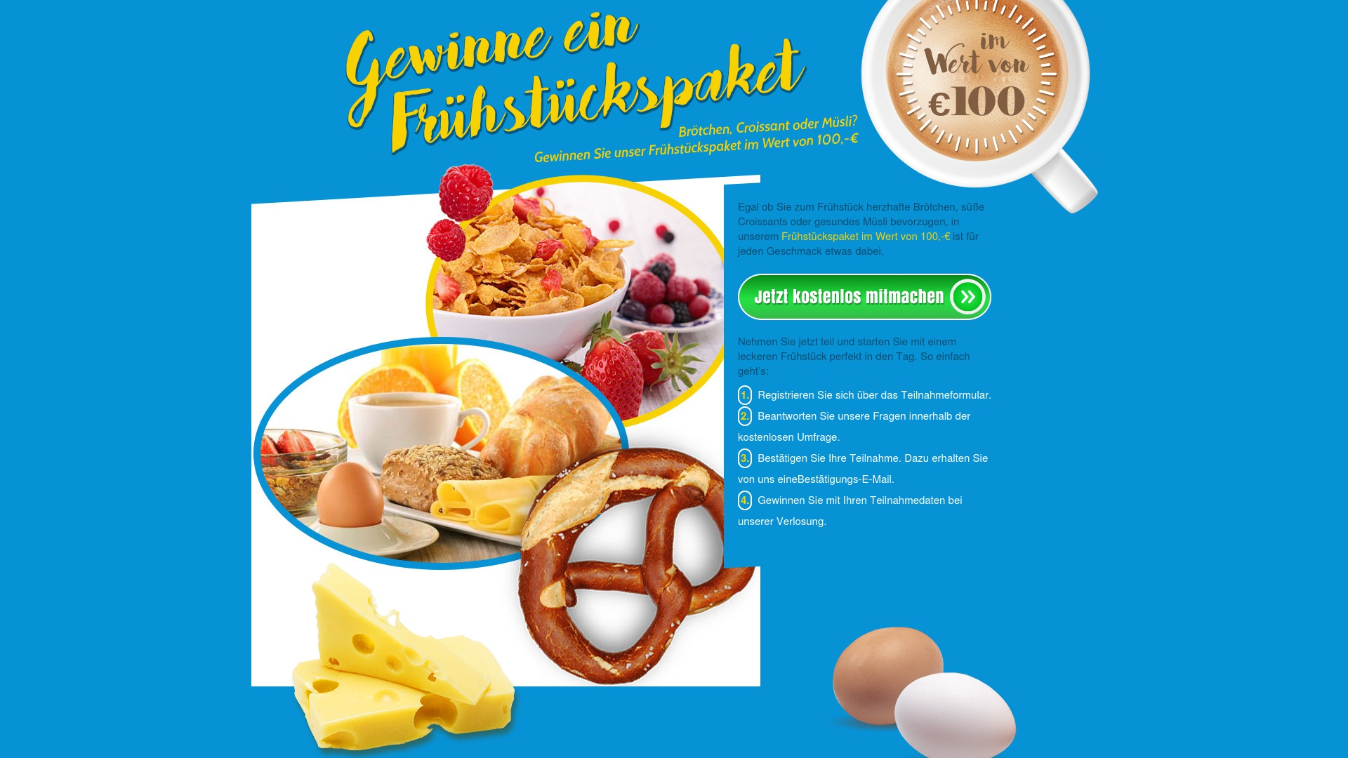 Gutschein für Breakfast-for-you: Rabatte für  Breakfast-for-you sichern