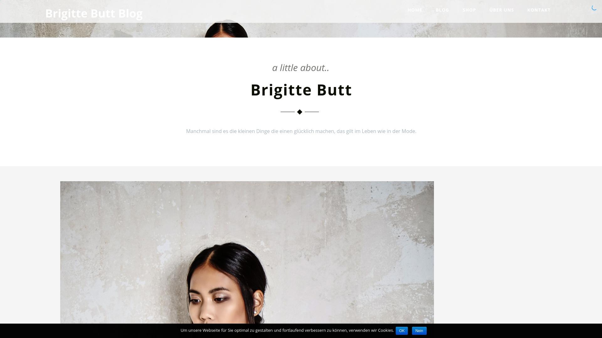 Gutschein für Brigittebutt: Rabatte für  Brigittebutt sichern