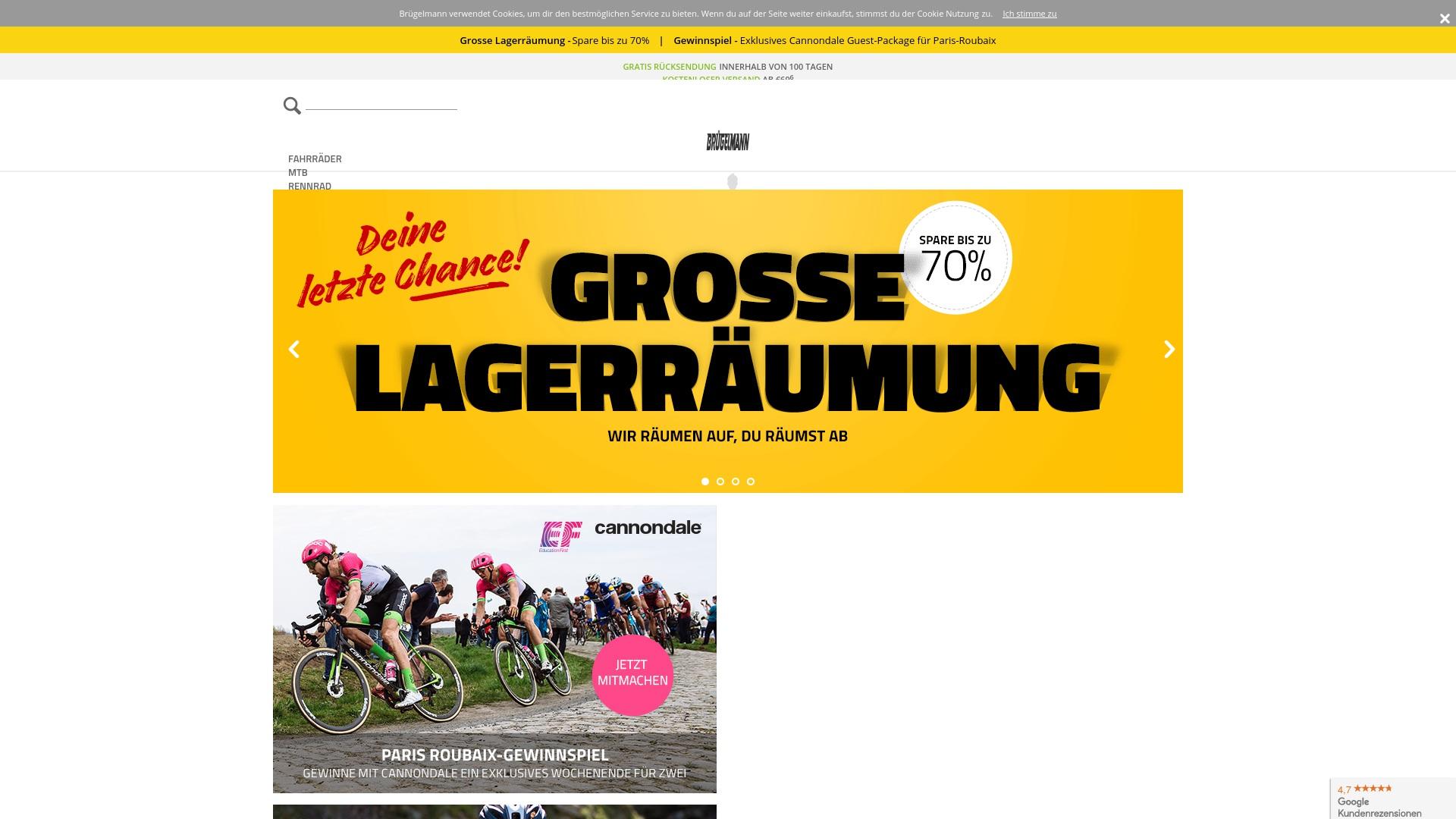 Gutschein für Bruegelmann: Rabatte für  Bruegelmann sichern