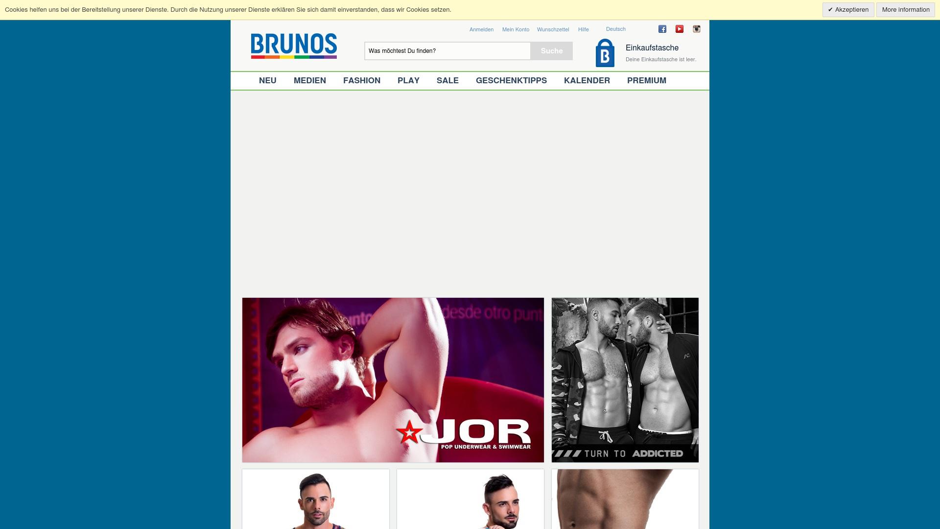 Gutschein für Brunos: Rabatte für  Brunos sichern