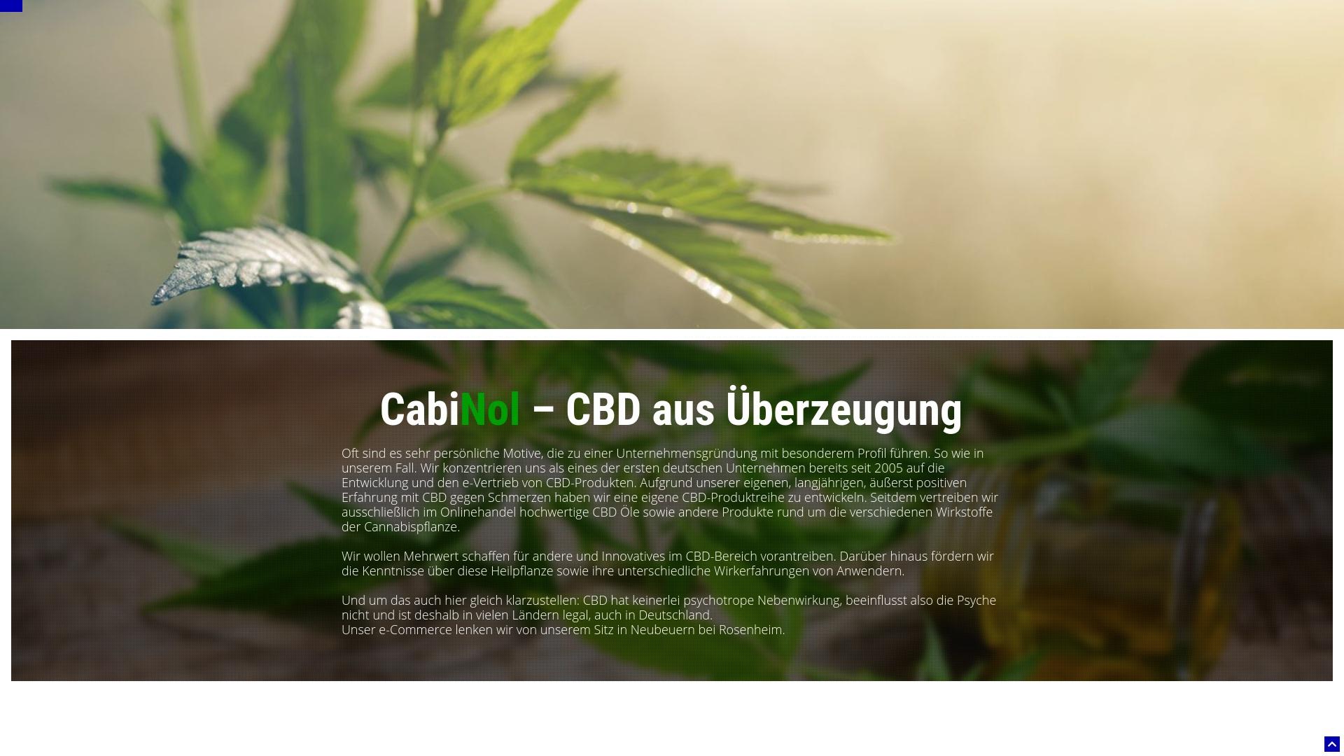 Gutschein für Cabinol: Rabatte für  Cabinol sichern