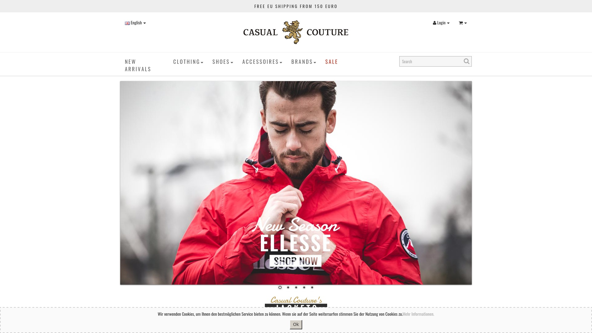 Gutschein für Casualcouture: Rabatte für  Casualcouture sichern