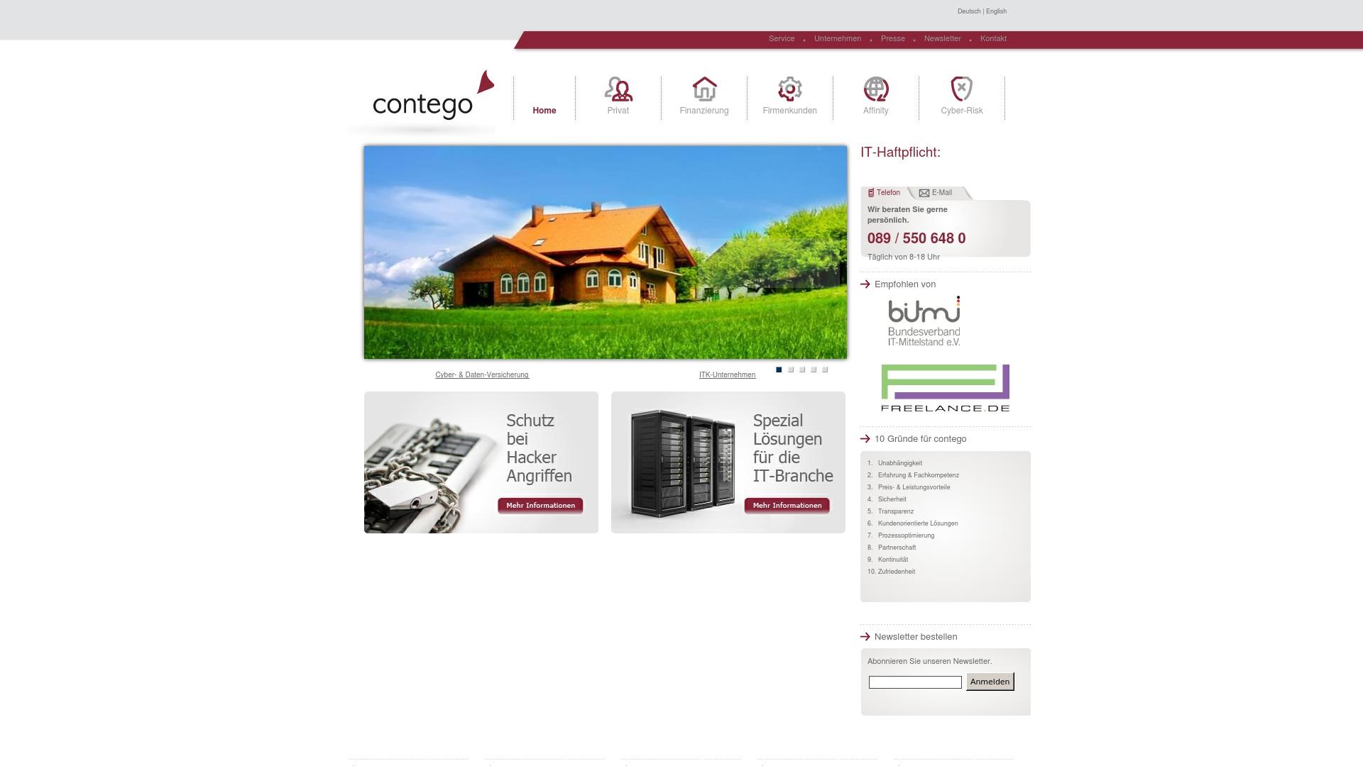 Gutschein für Contego: Rabatte für  Contego sichern
