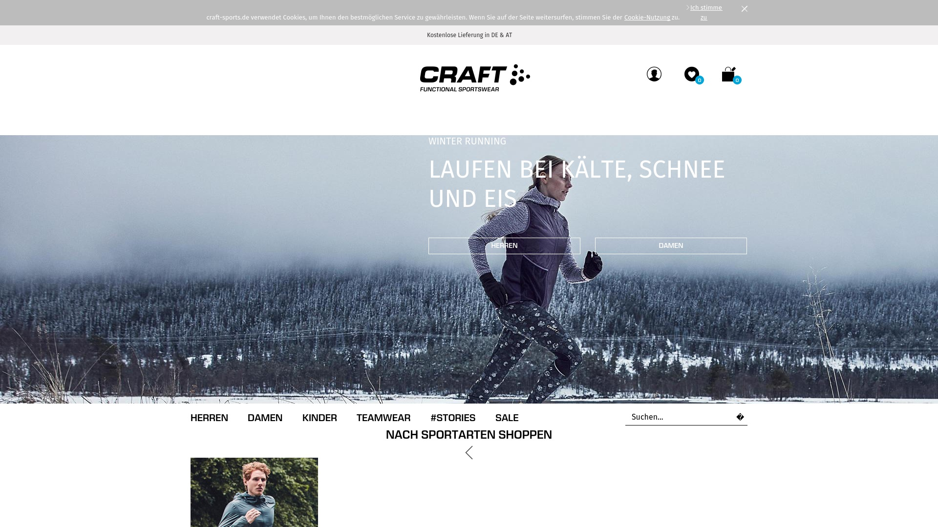 Gutschein für Craft-sports: Rabatte für  Craft-sports sichern