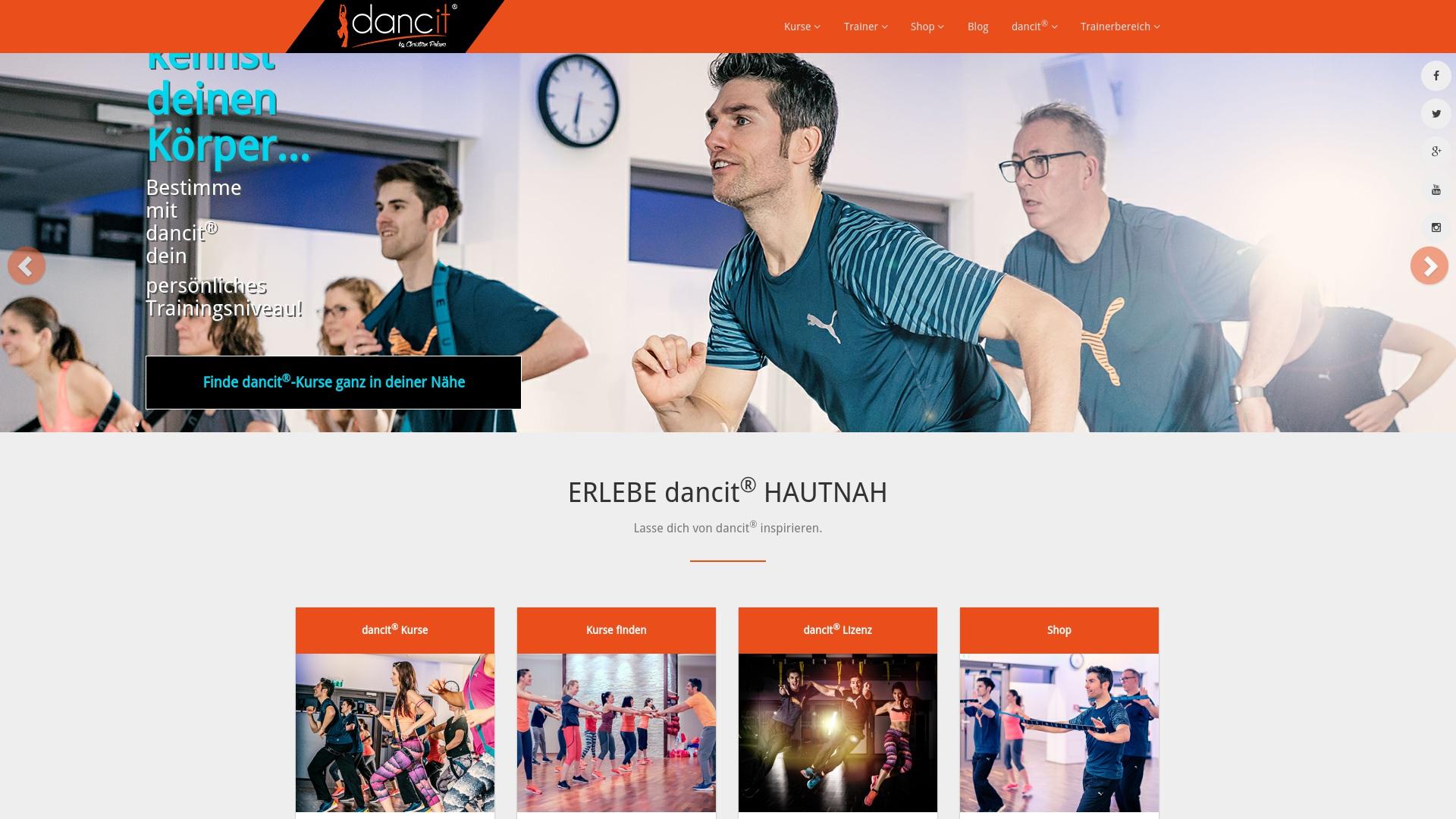 Gutschein für Dancit: Rabatte für  Dancit sichern