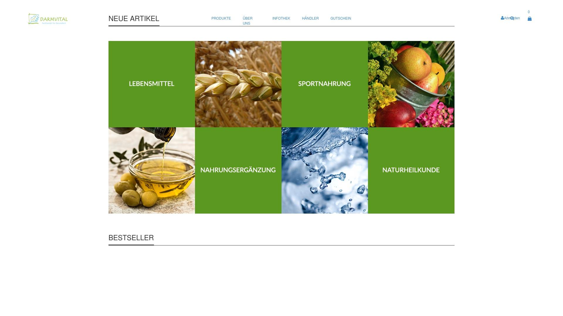 Gutschein für Darmvital: Rabatte für Darmvital sichern