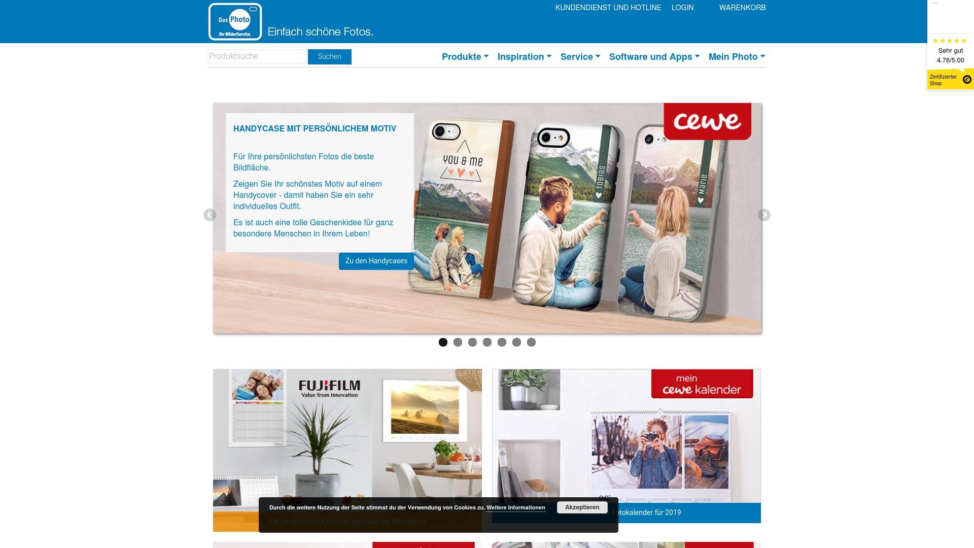 Gutschein für Dasphoto: Rabatte für  Dasphoto sichern