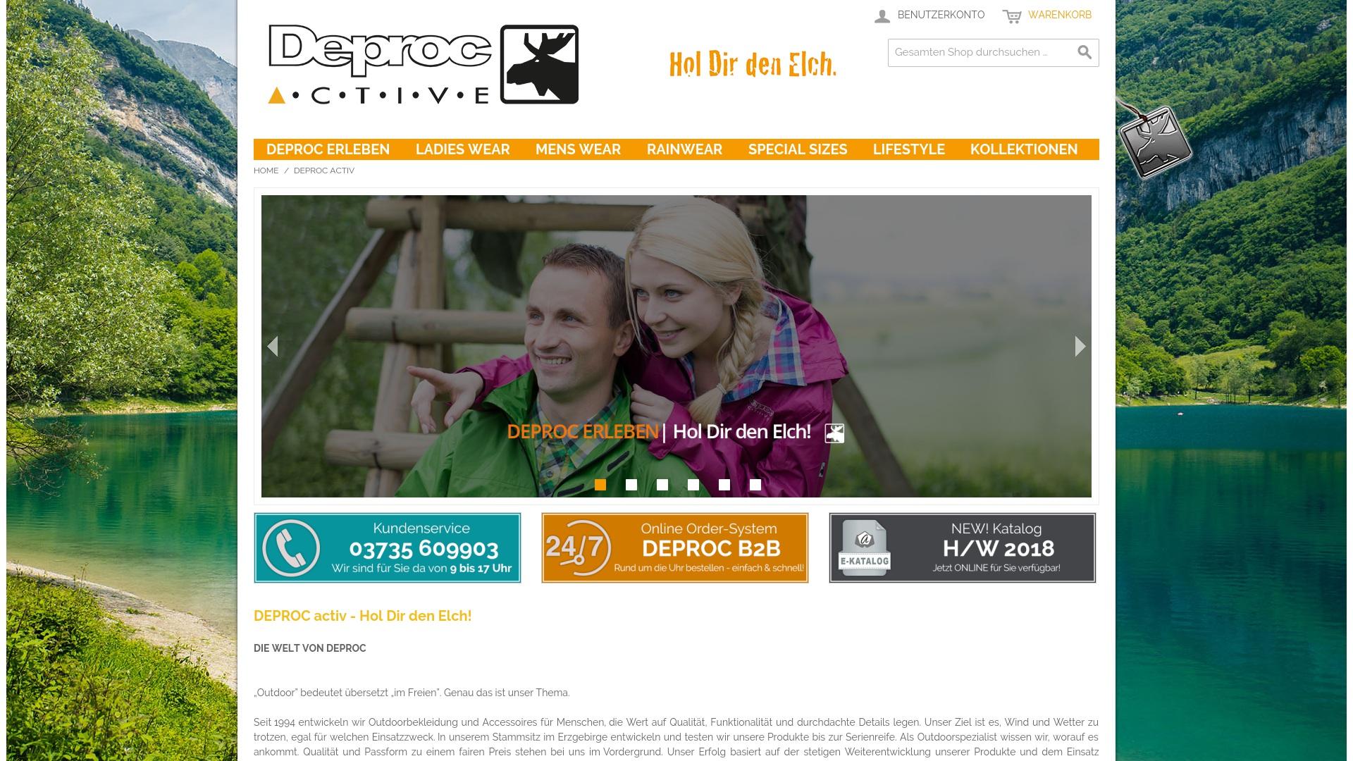 Gutschein für Deproc: Rabatte für  Deproc sichern