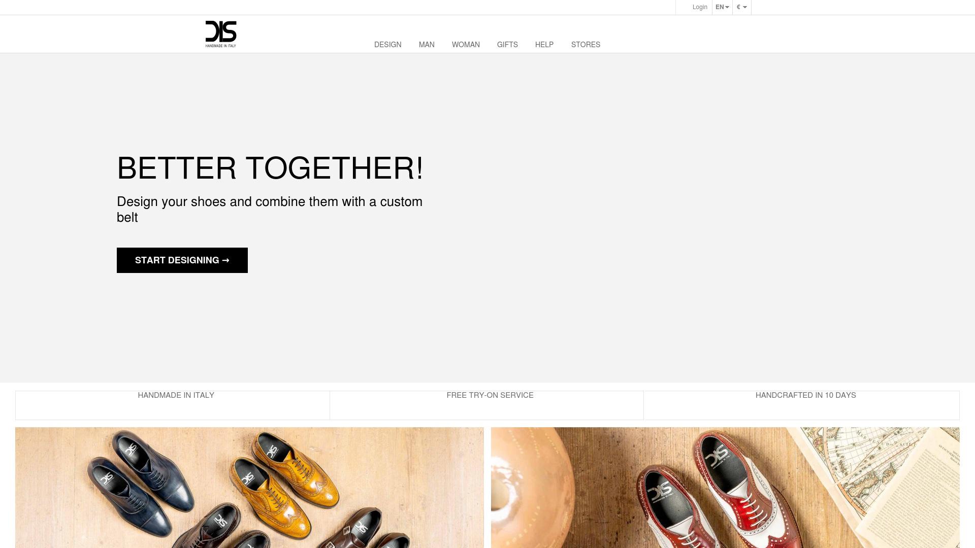 Gutschein für Designitalianshoes: Rabatte für  Designitalianshoes sichern