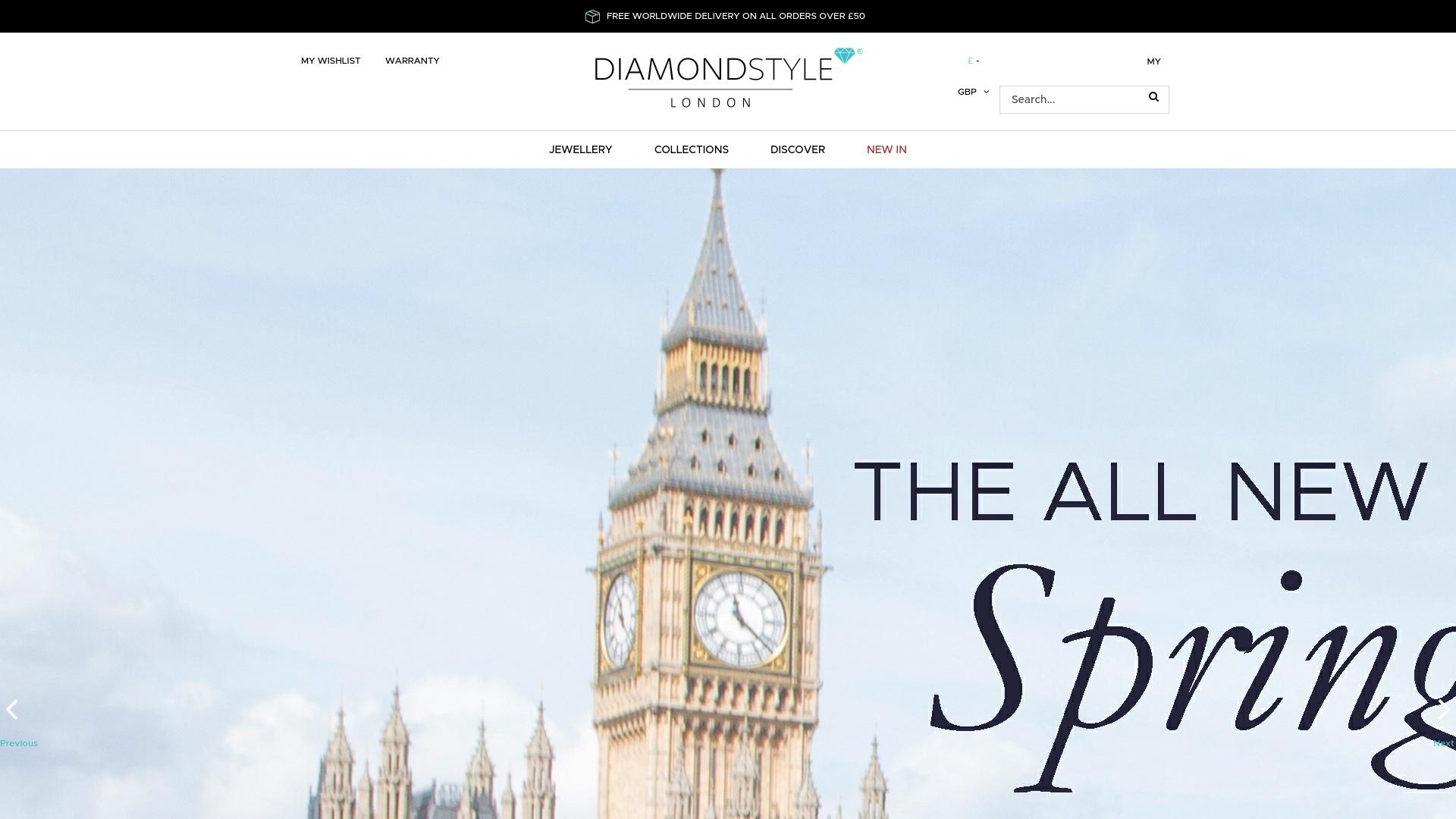 Gutschein für Diamond-style: Rabatte für  Diamond-style sichern