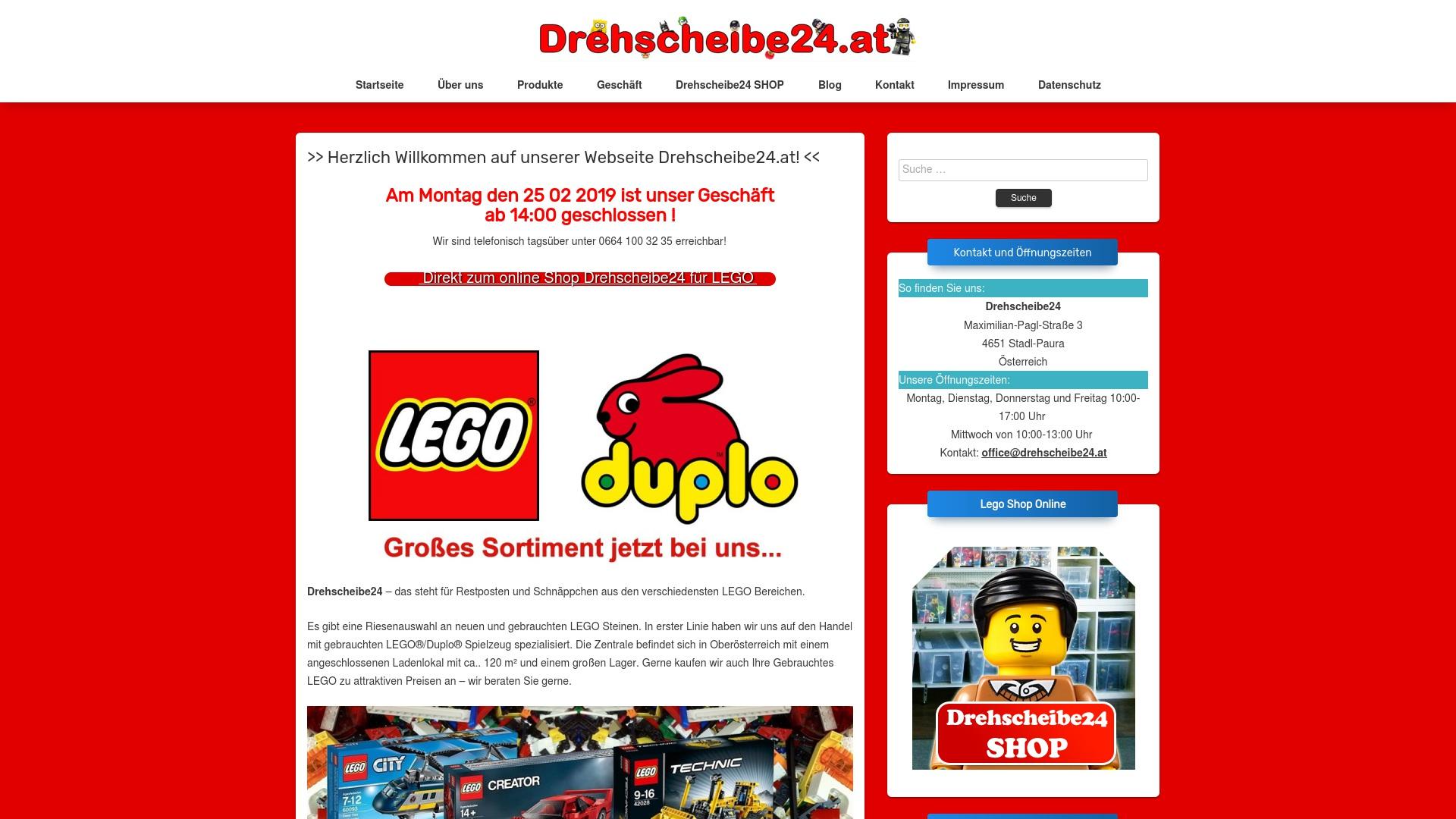 Gutschein für Drehscheibe24: Rabatte für Drehscheibe24 sichern