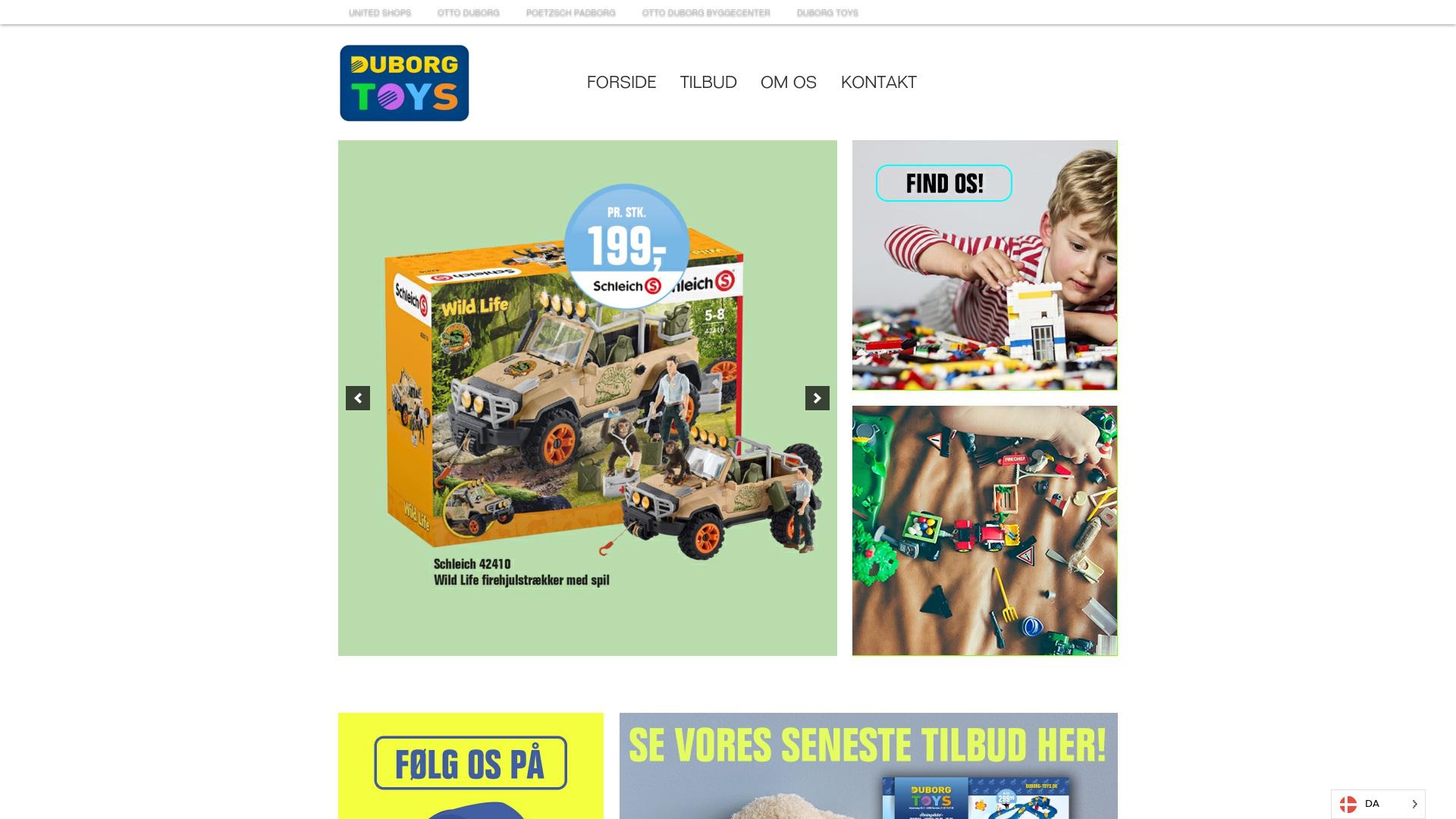 Gutschein für Duborg-toys: Rabatte für  Duborg-toys sichern