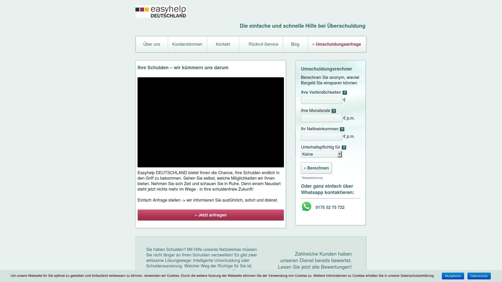Gutschein für Easyhelp-deutschland: Rabatte für  Easyhelp-deutschland sichern