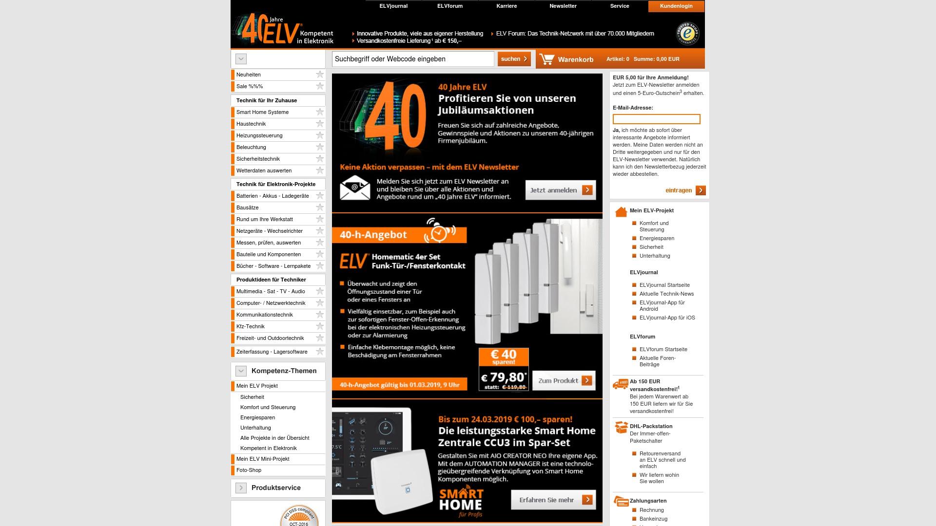 Gutschein für Elv: Rabatte für  Elv sichern