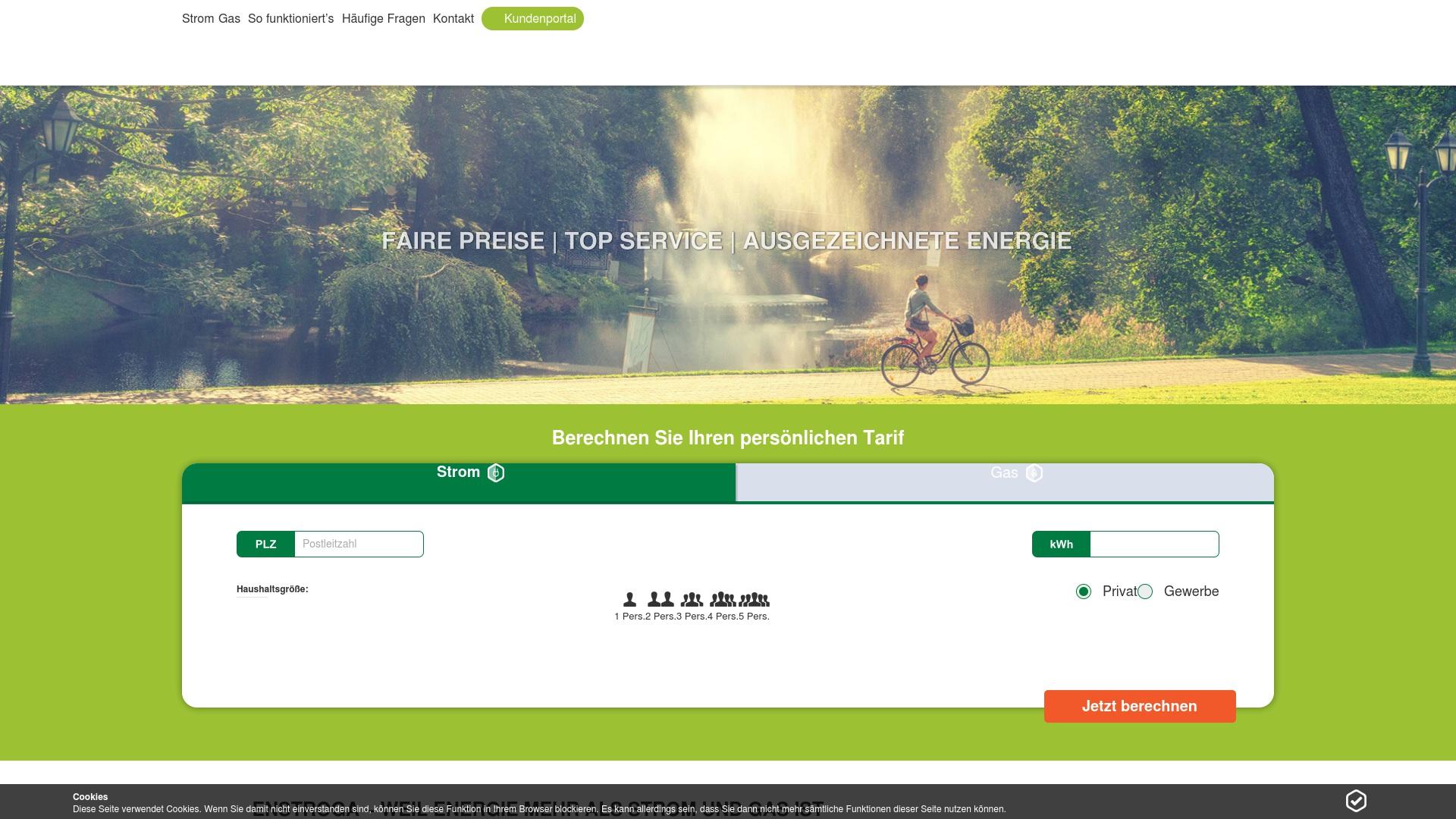 Gutschein für Enstroga: Rabatte für  Enstroga sichern