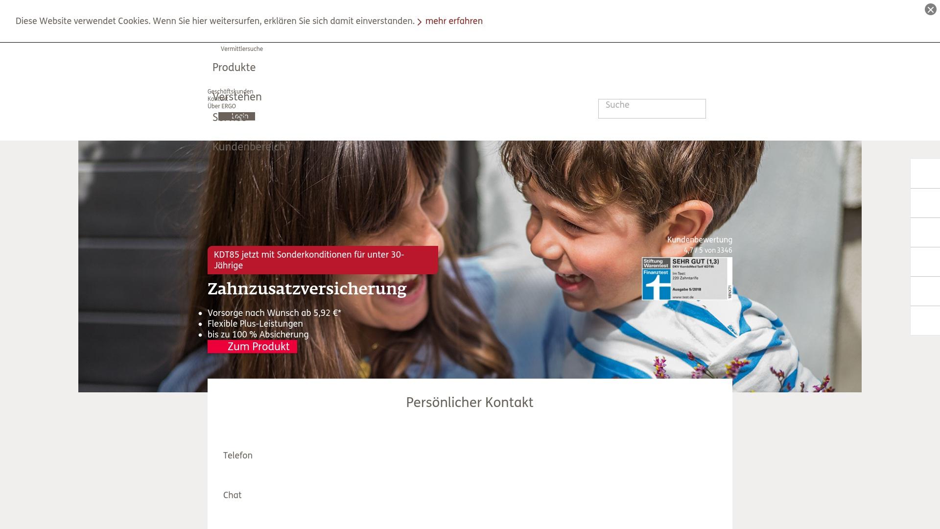 Gutschein für Ergo: Rabatte für  Ergo sichern