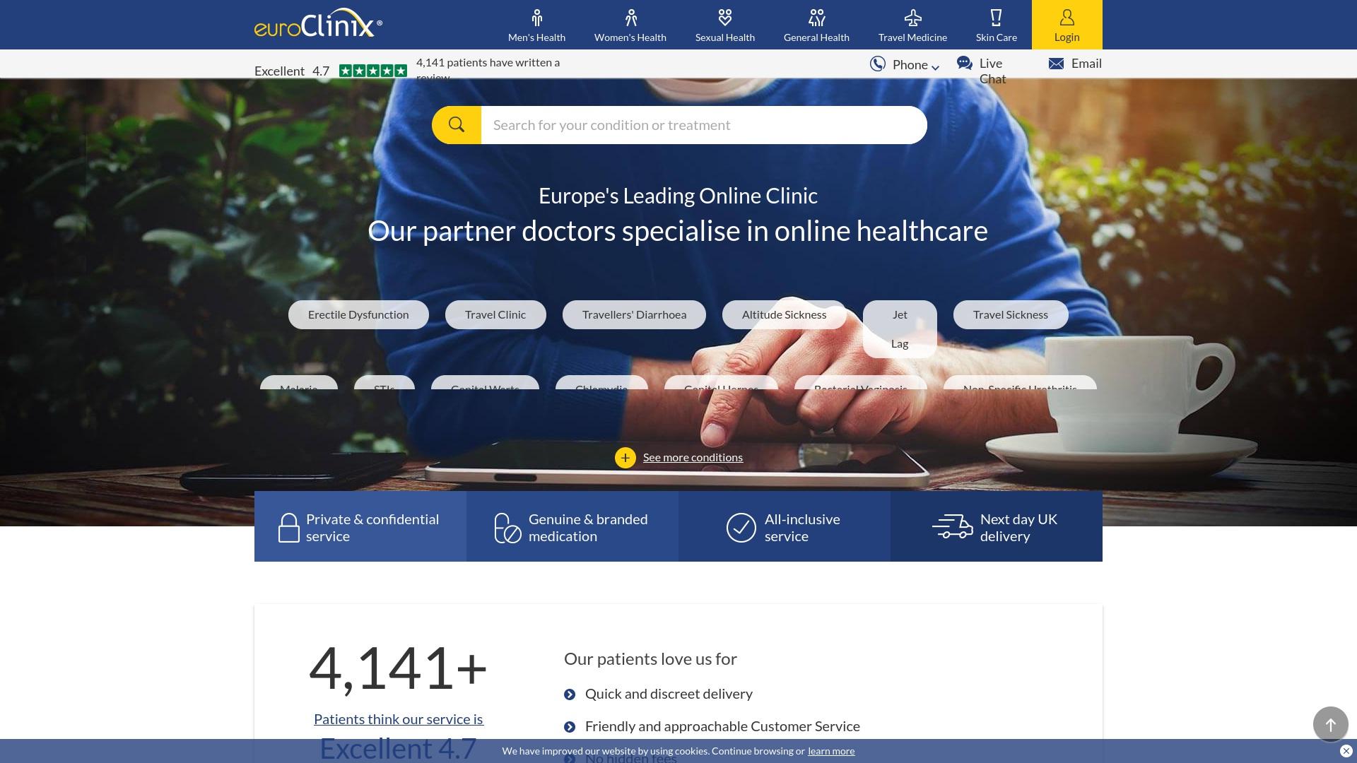 Gutschein für Euroclinix: Rabatte für  Euroclinix sichern