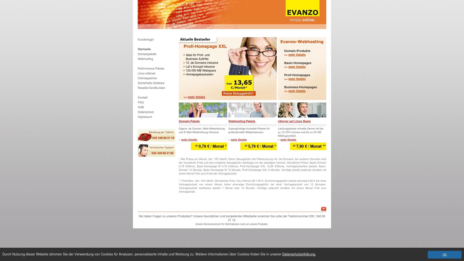 Gutschein für Evanzo: Rabatte für  Evanzo sichern