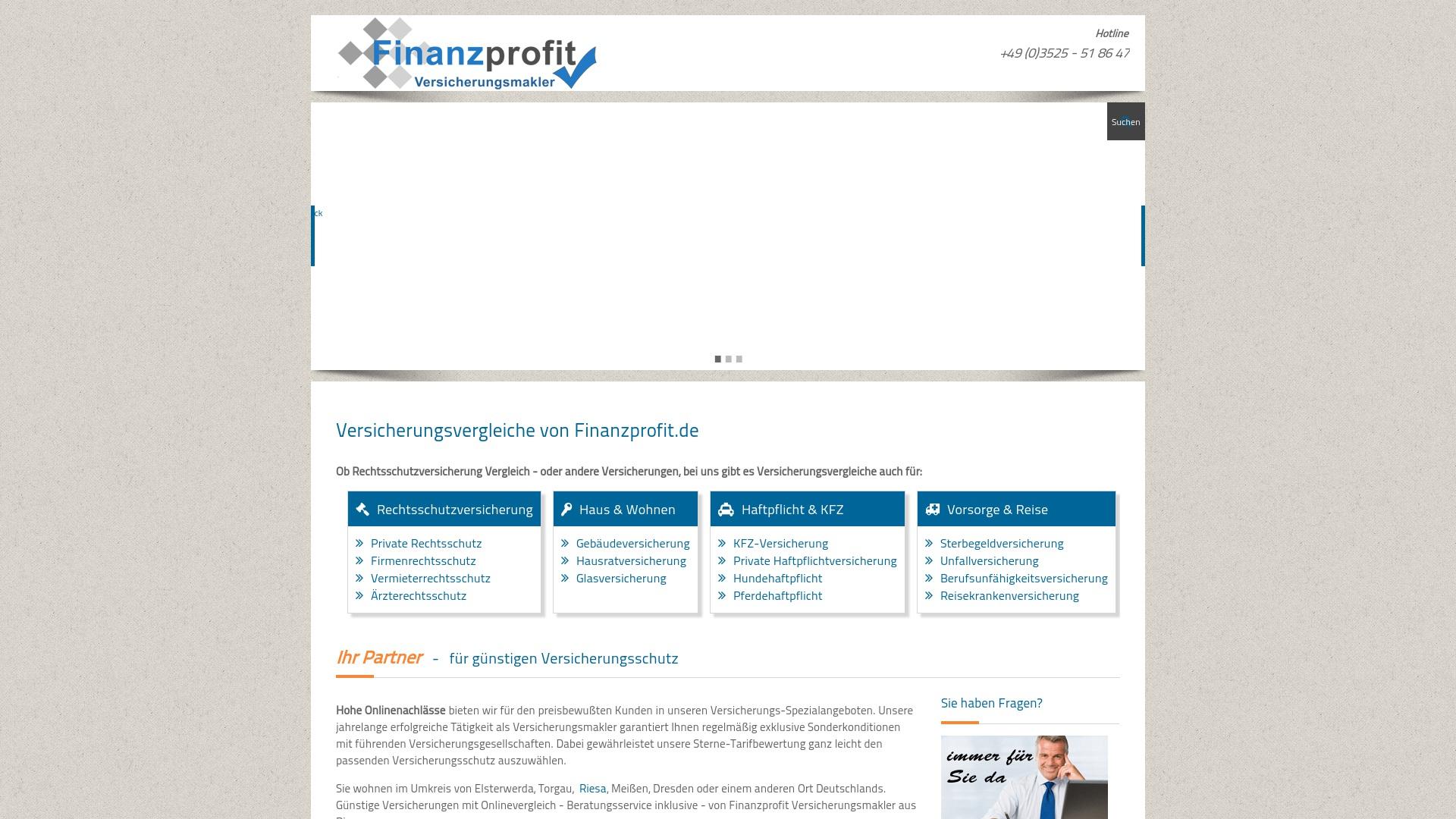 Gutschein für Finanzprofit: Rabatte für  Finanzprofit sichern