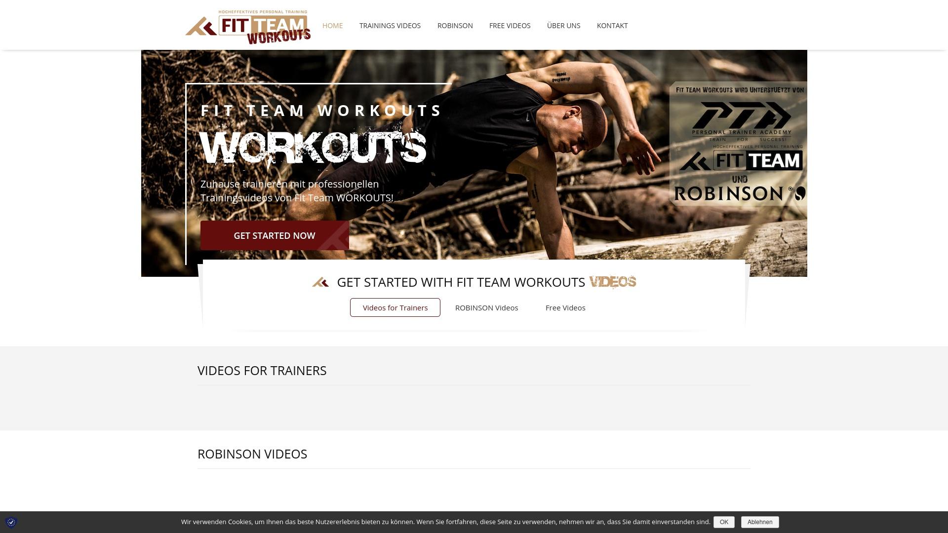 Gutschein für Fitteam-workouts: Rabatte für  Fitteam-workouts sichern