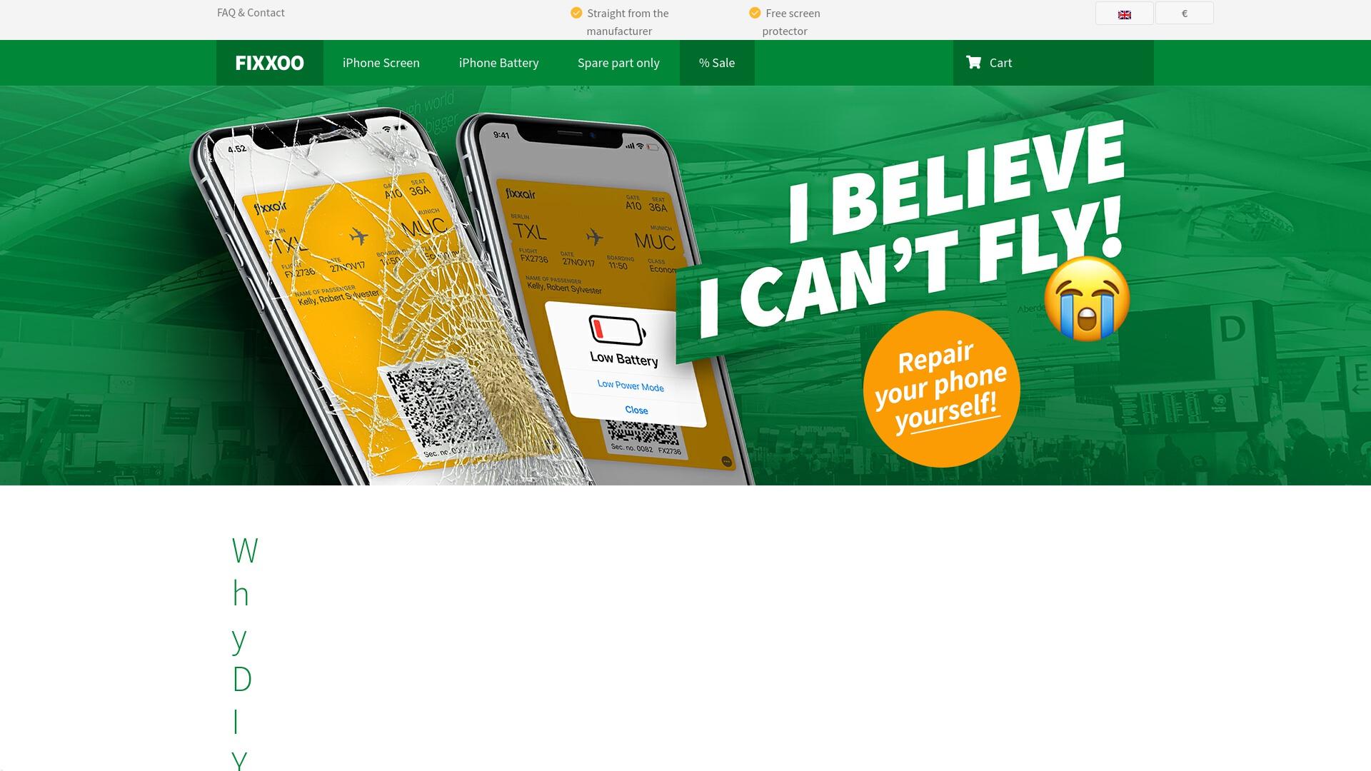 Gutschein für Fixxoo: Rabatte für  Fixxoo sichern