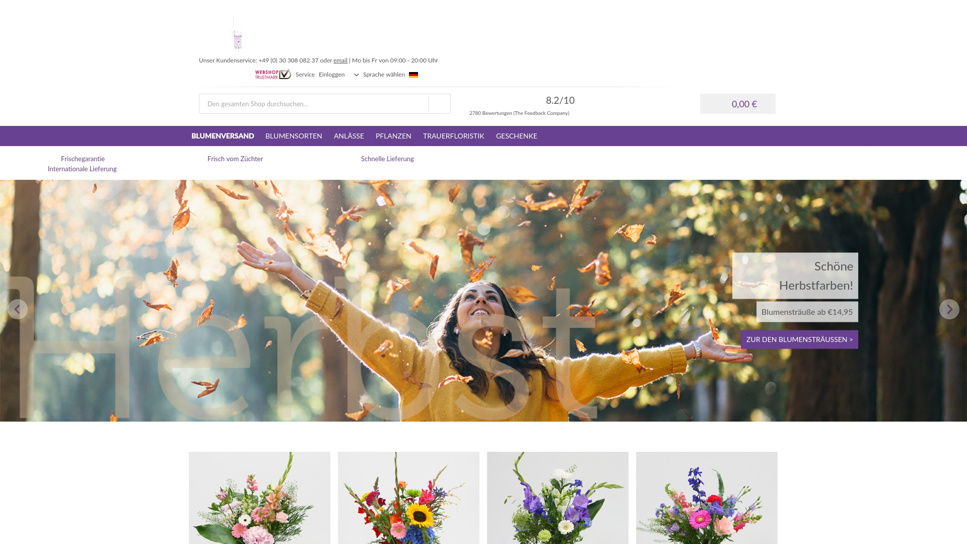 Gutschein für Florient: Rabatte für  Florient sichern