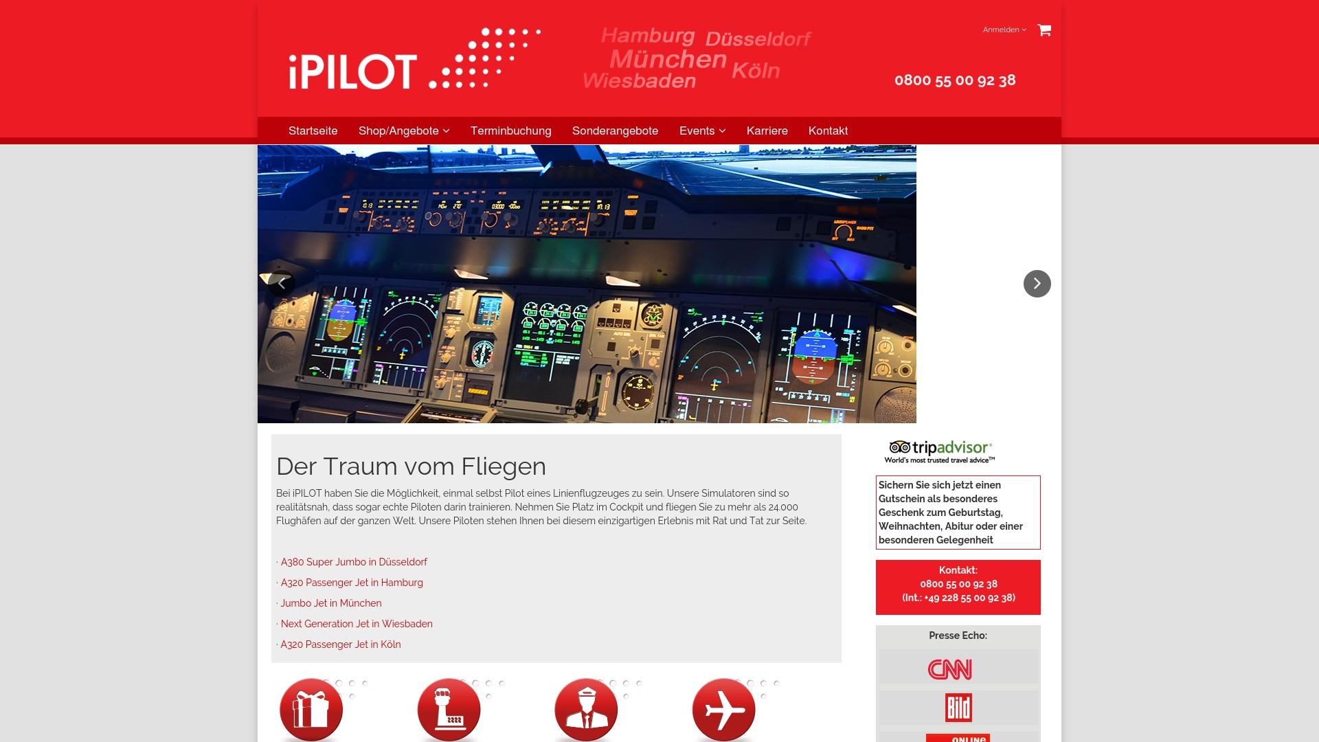 Gutschein für Flyipilot: Rabatte für  Flyipilot sichern