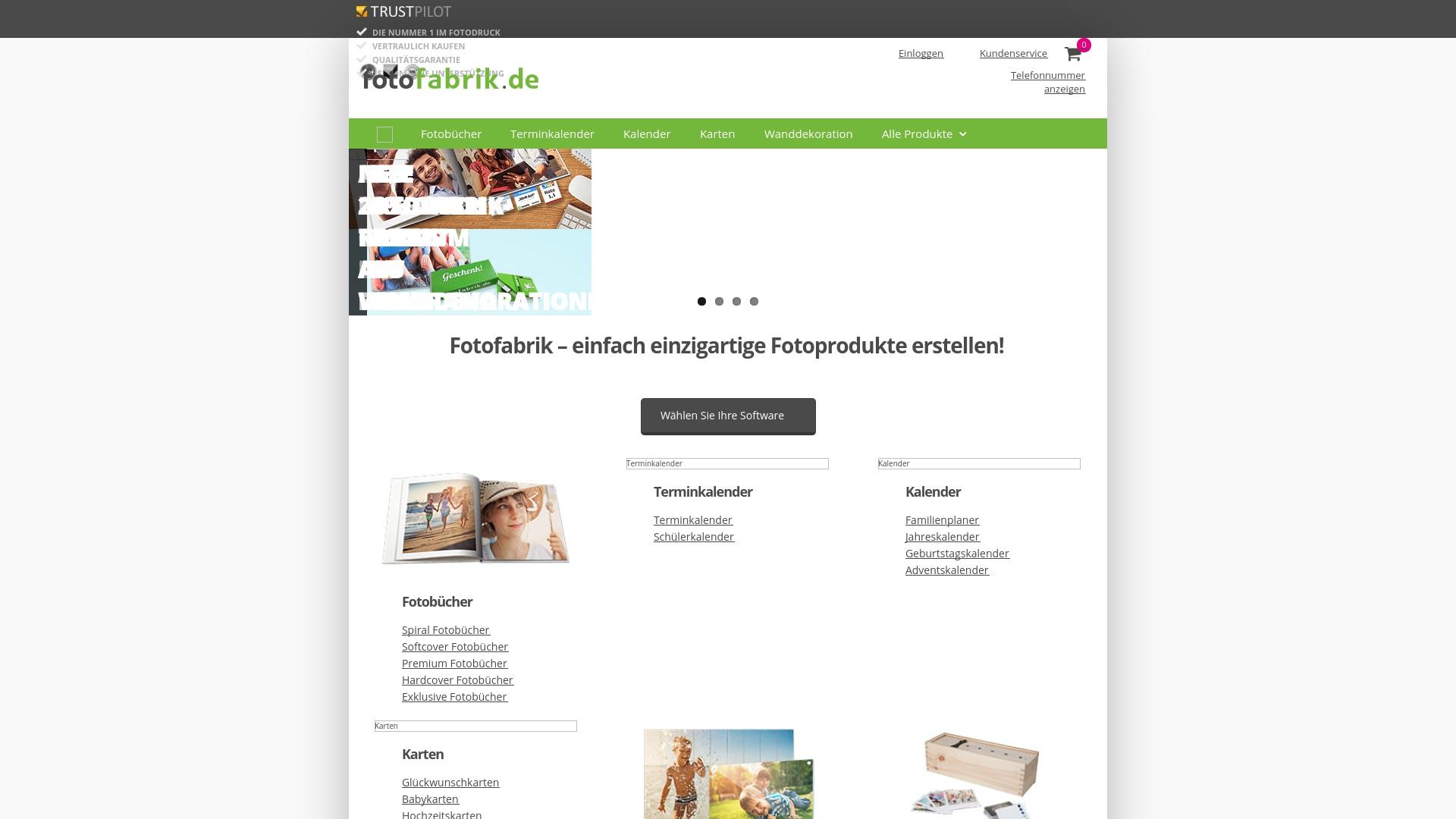 Gutschein für Fotofabrik: Rabatte für  Fotofabrik sichern