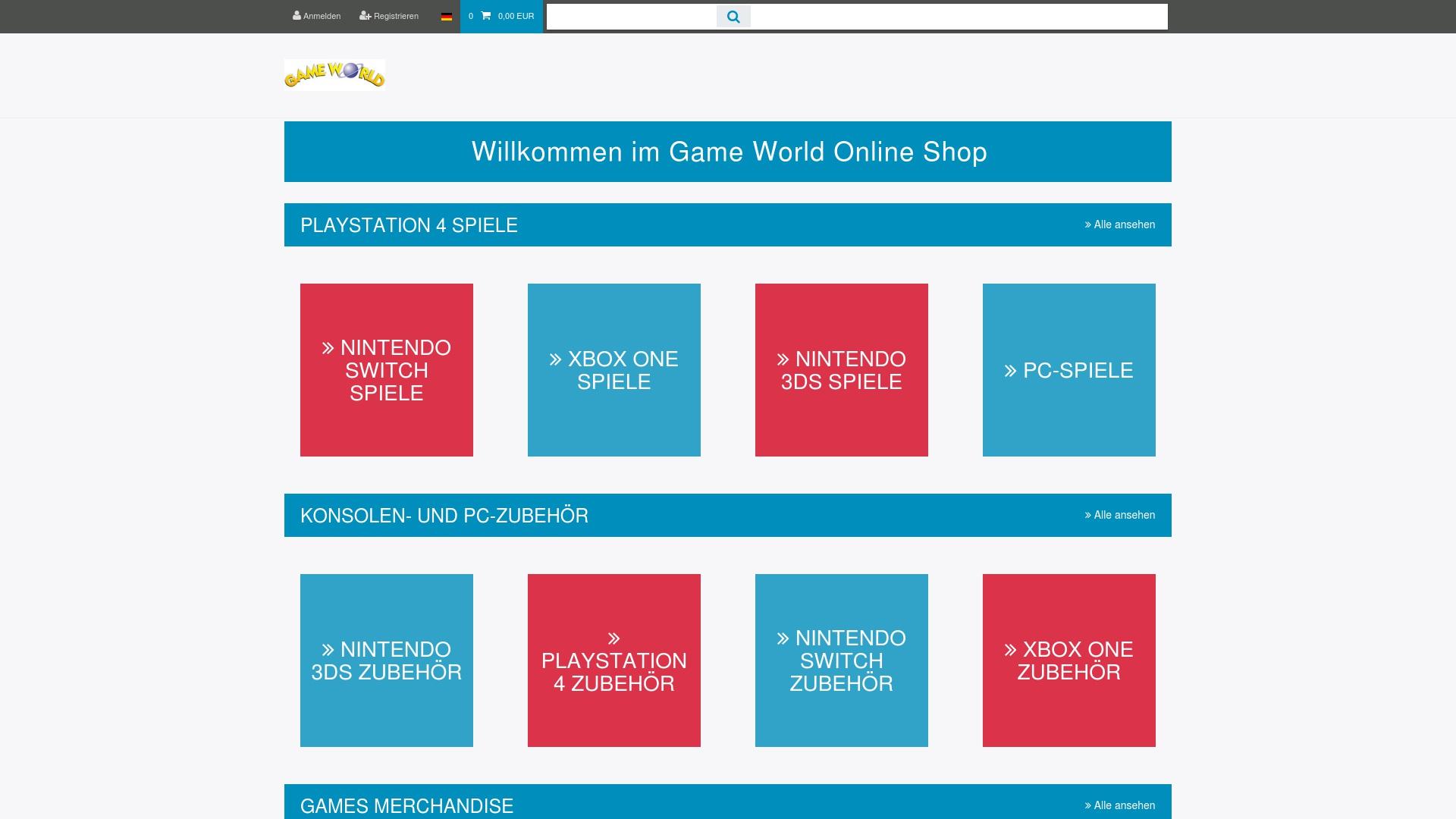 Gutschein für Gameworld: Rabatte für  Gameworld sichern
