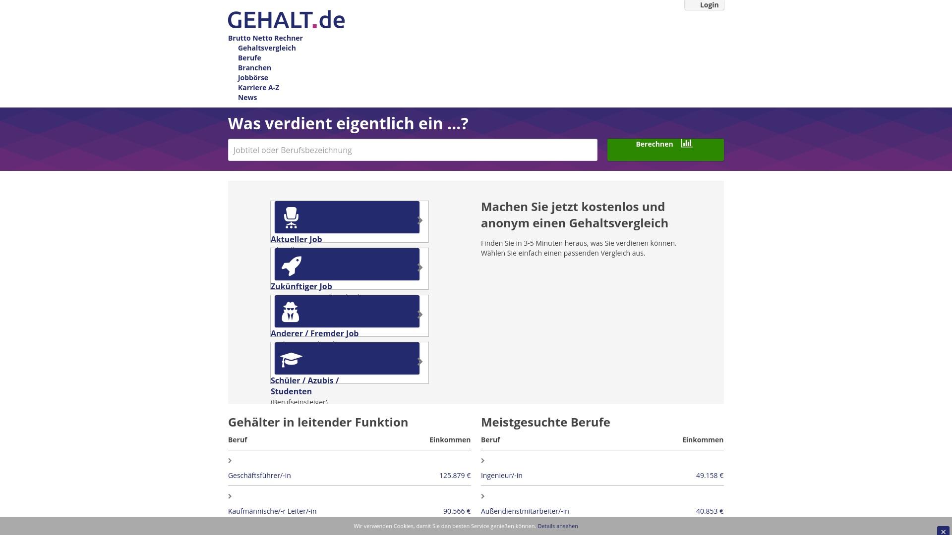 Gutschein für Gehalt: Rabatte für  Gehalt sichern
