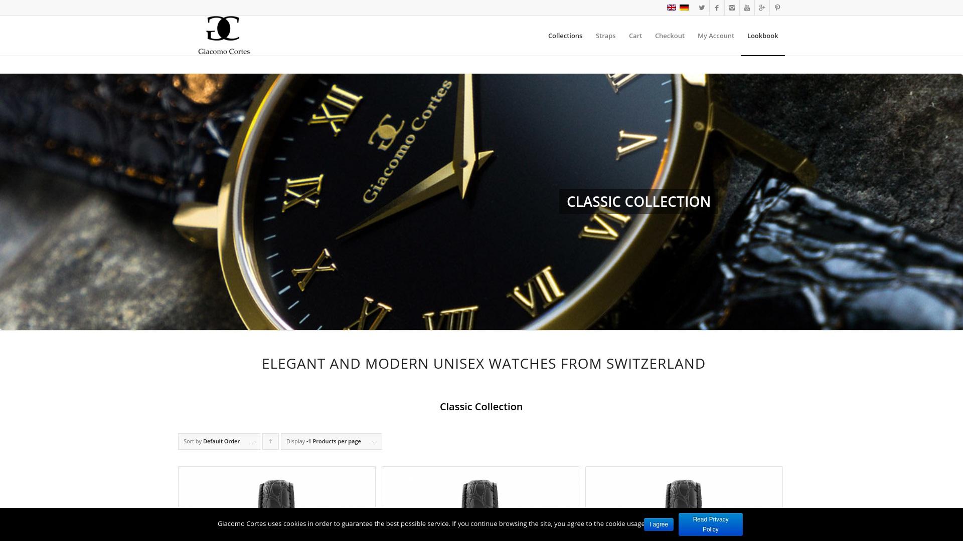 Gutschein für Giacomocortes: Rabatte für  Giacomocortes sichern