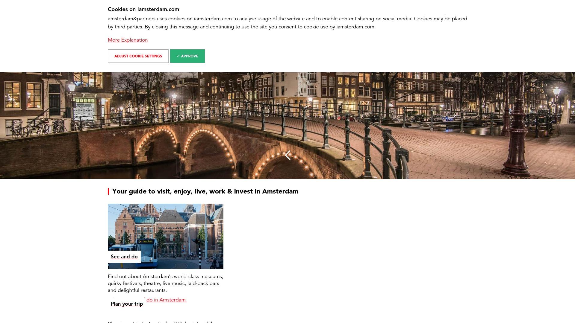 Gutschein für Iamsterdam: Rabatte für  Iamsterdam sichern