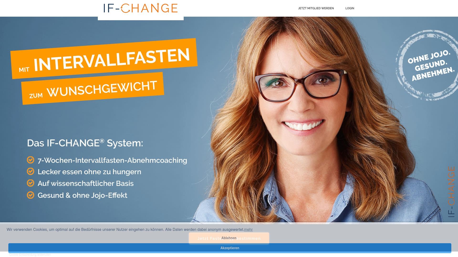 Gutschein für If-change: Rabatte für  If-change sichern